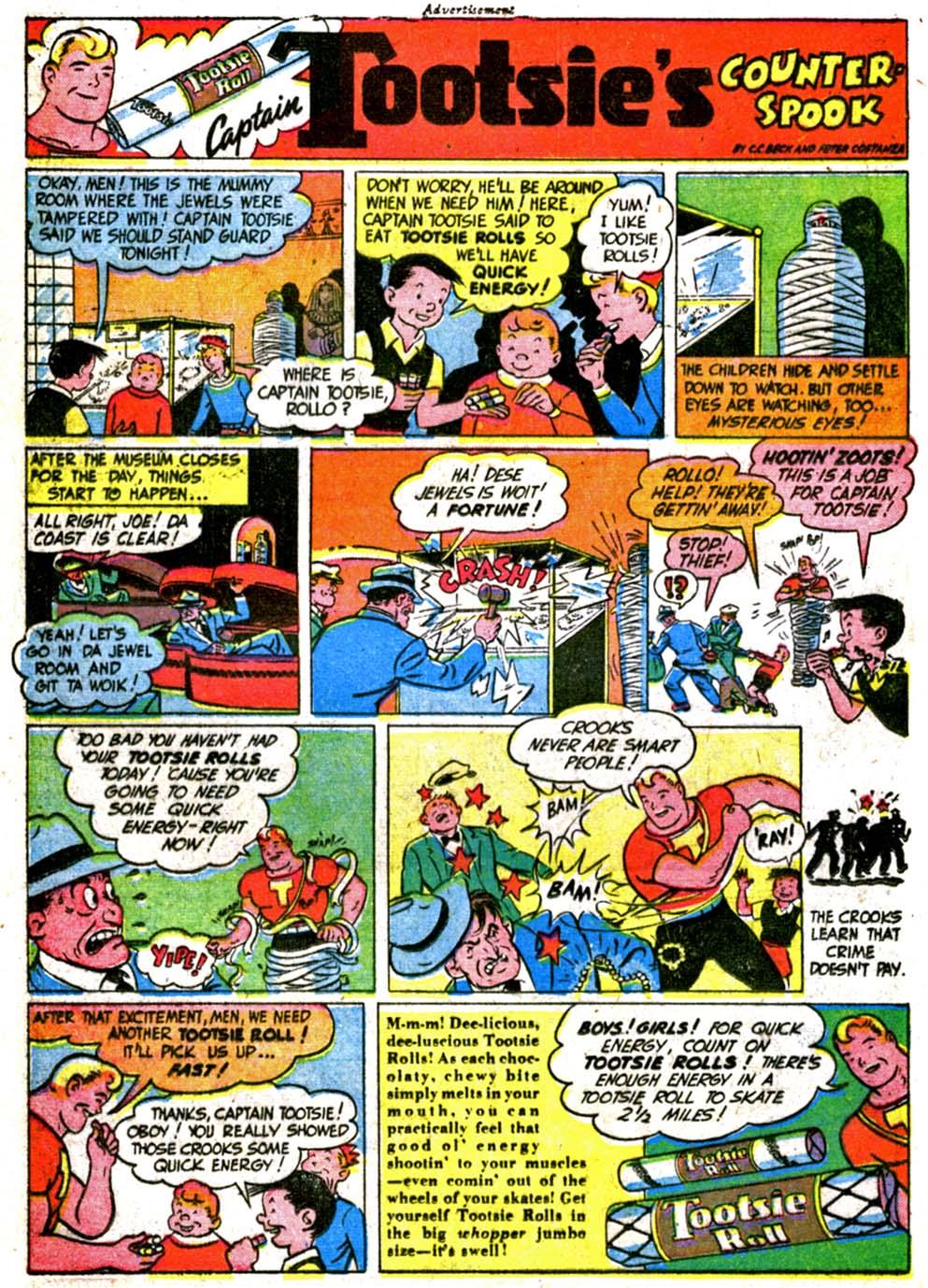 Read online Sensation (Mystery) Comics comic -  Issue #64 - 22