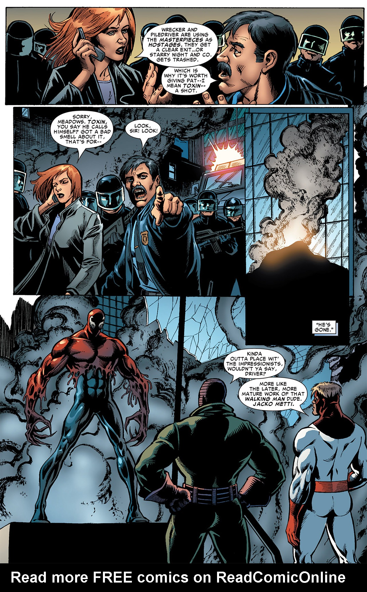 Read online Toxin comic -  Issue #4 - 19
