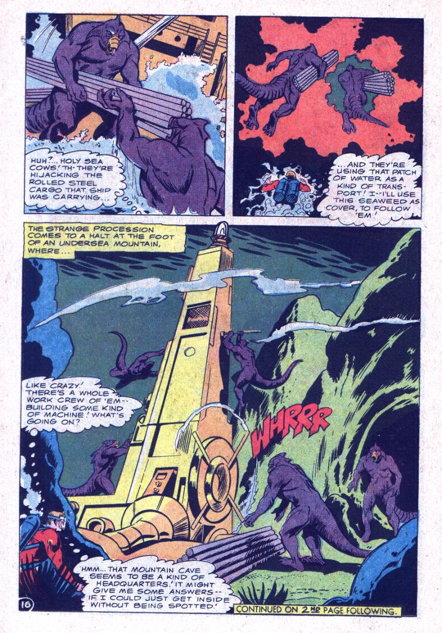 Read online Sea Devils comic -  Issue #35 - 23