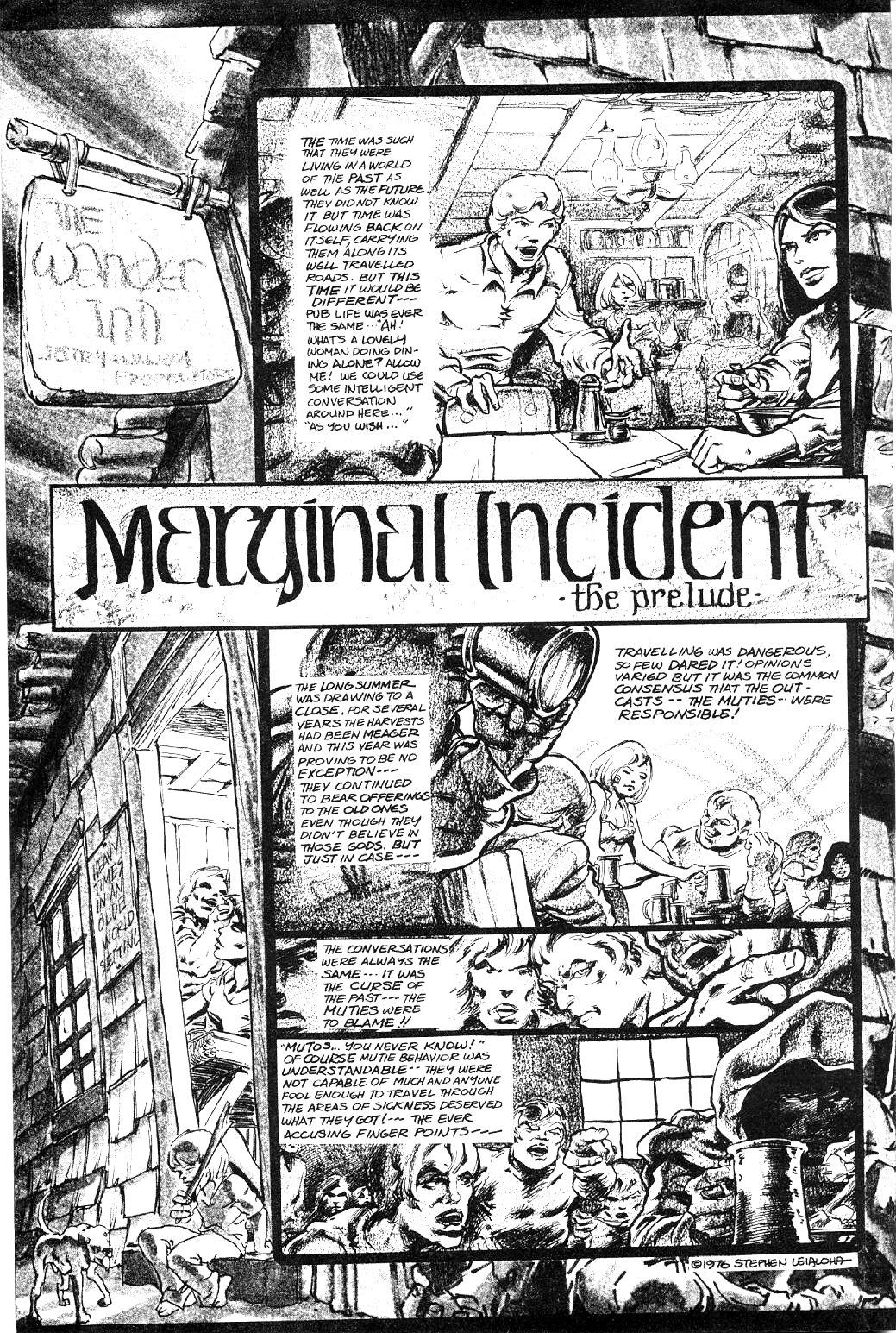 Read online Star*Reach comic -  Issue #4 - 23