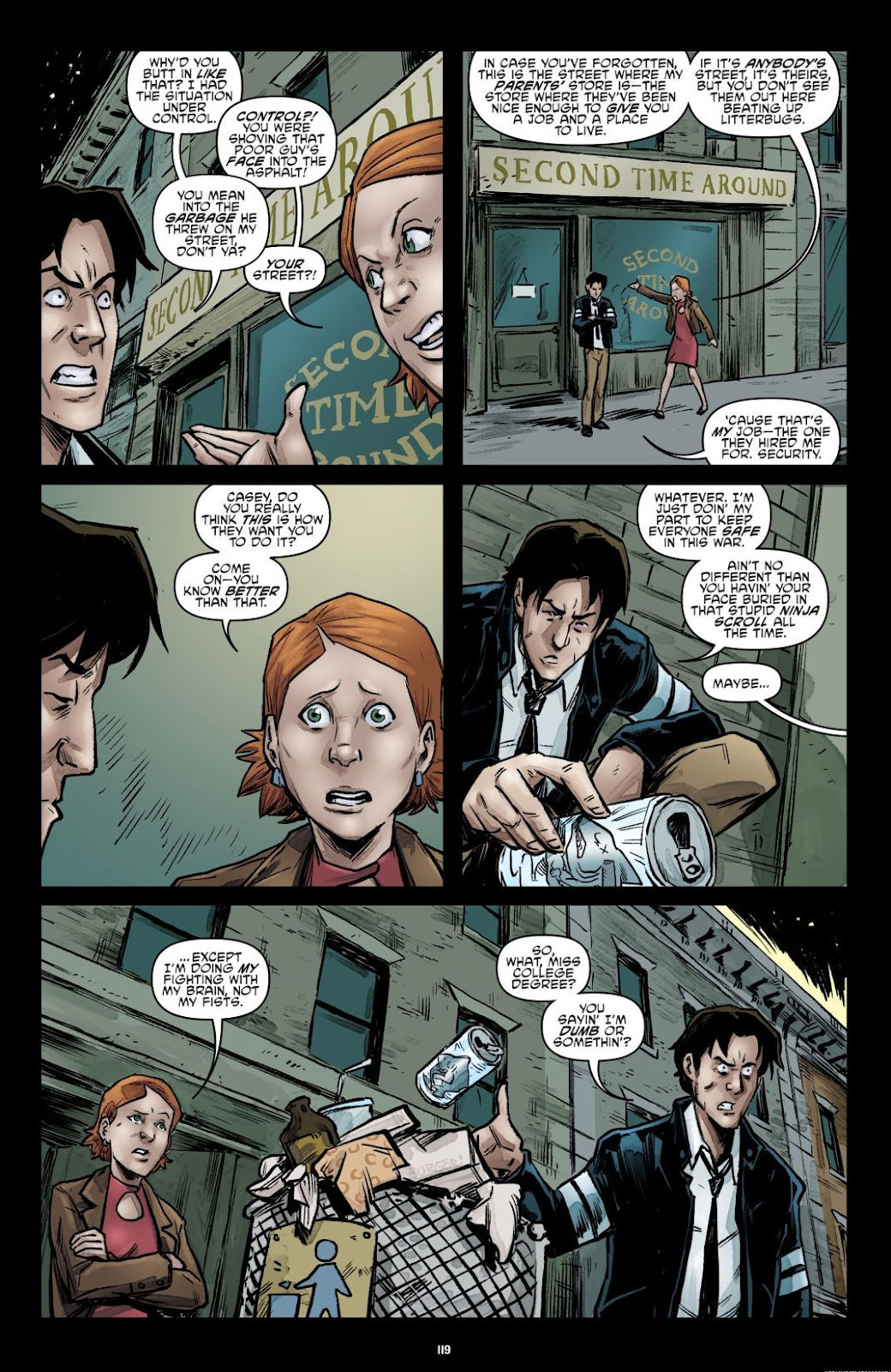 Read online Teenage Mutant Ninja Turtles: The IDW Collection comic -  Issue # TPB 7 (Part 2) - 15