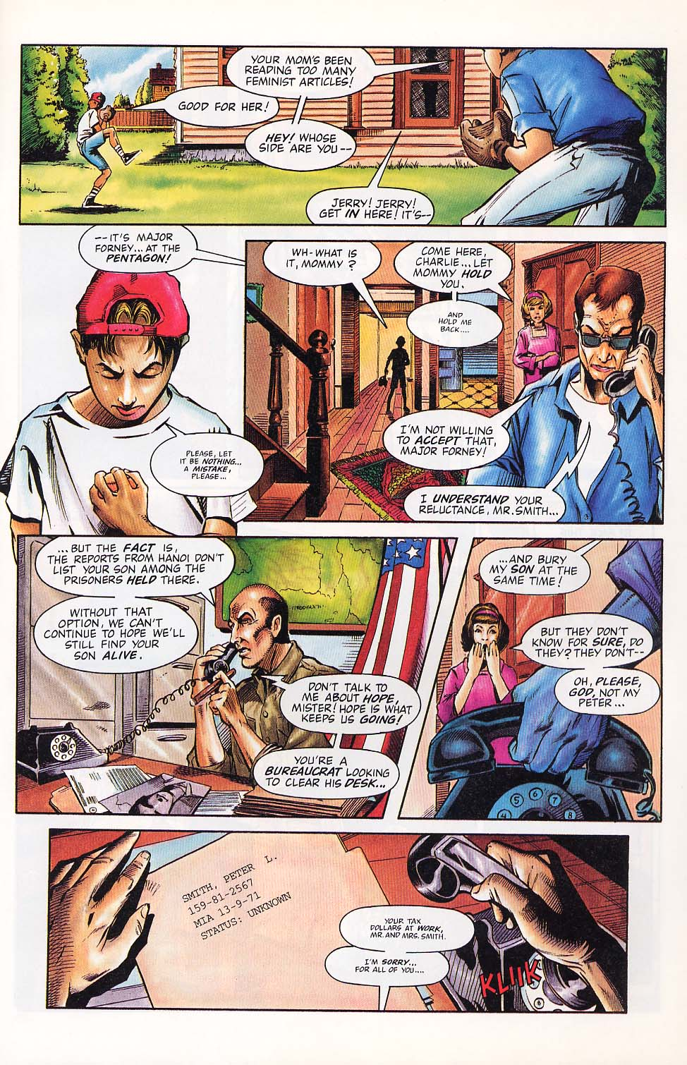 Read online Charlemagne comic -  Issue #1 - 4
