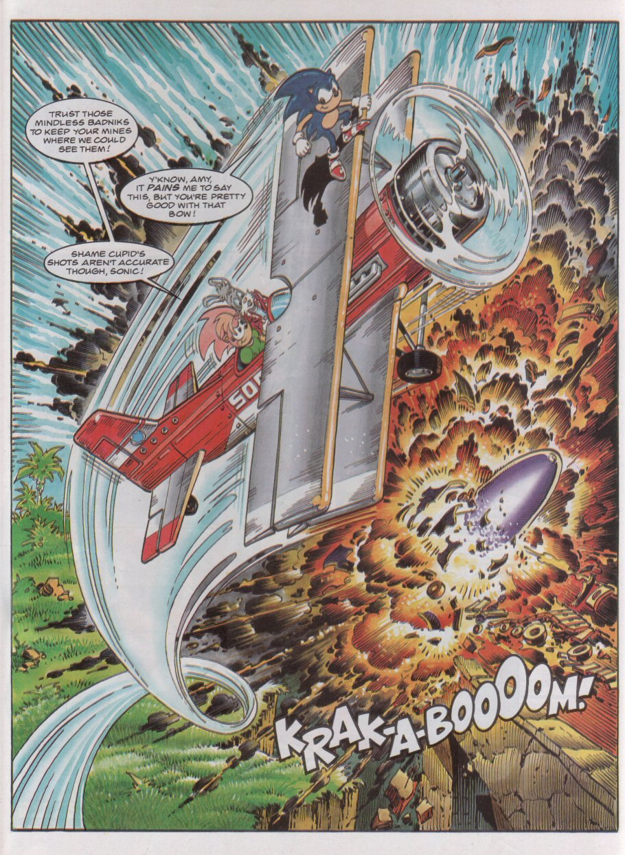 Read online Sonic the Comic comic -  Issue #44 - 8