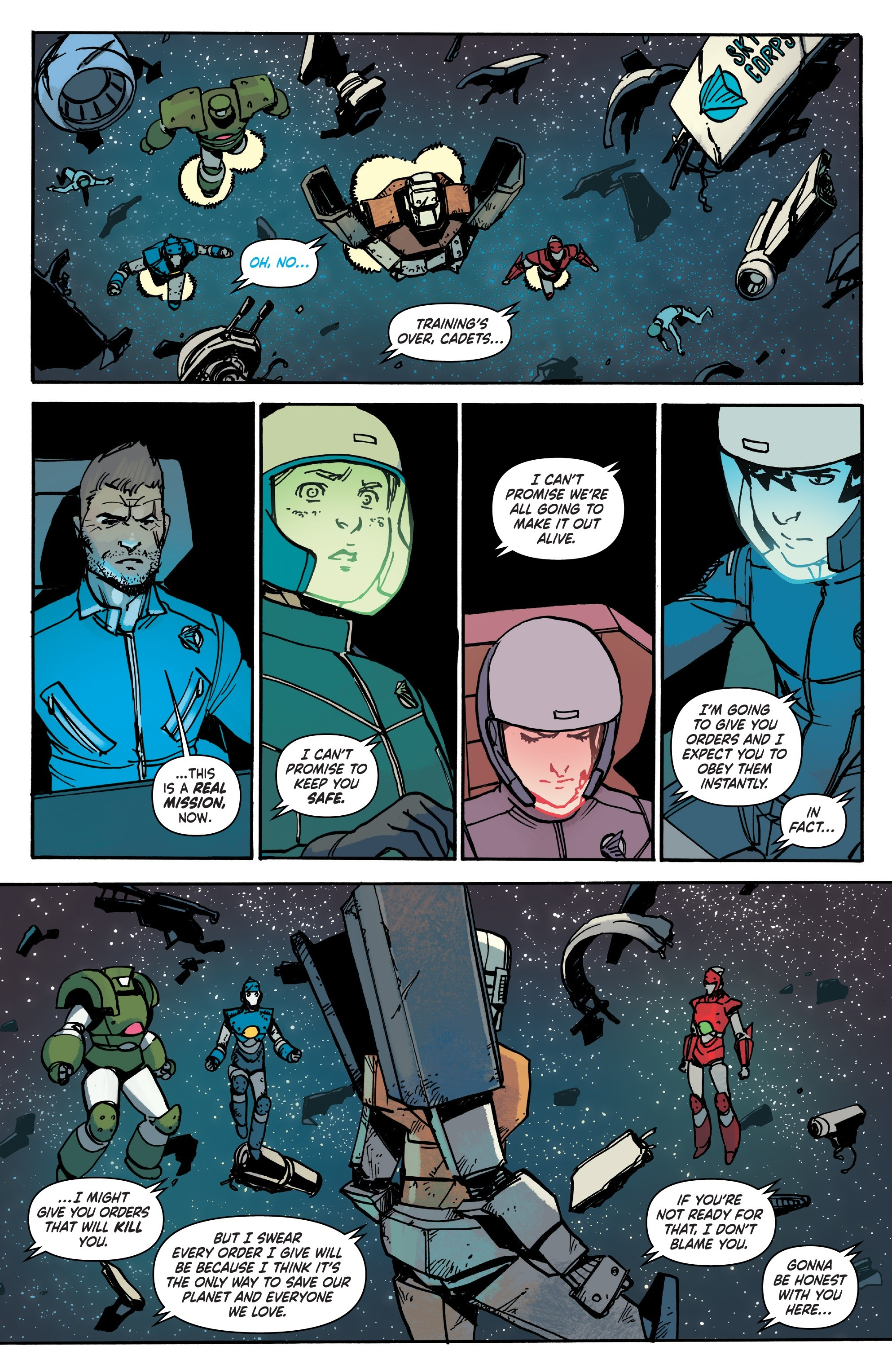 Mech Cadet Yu #_TPB_2 #15 - English 86