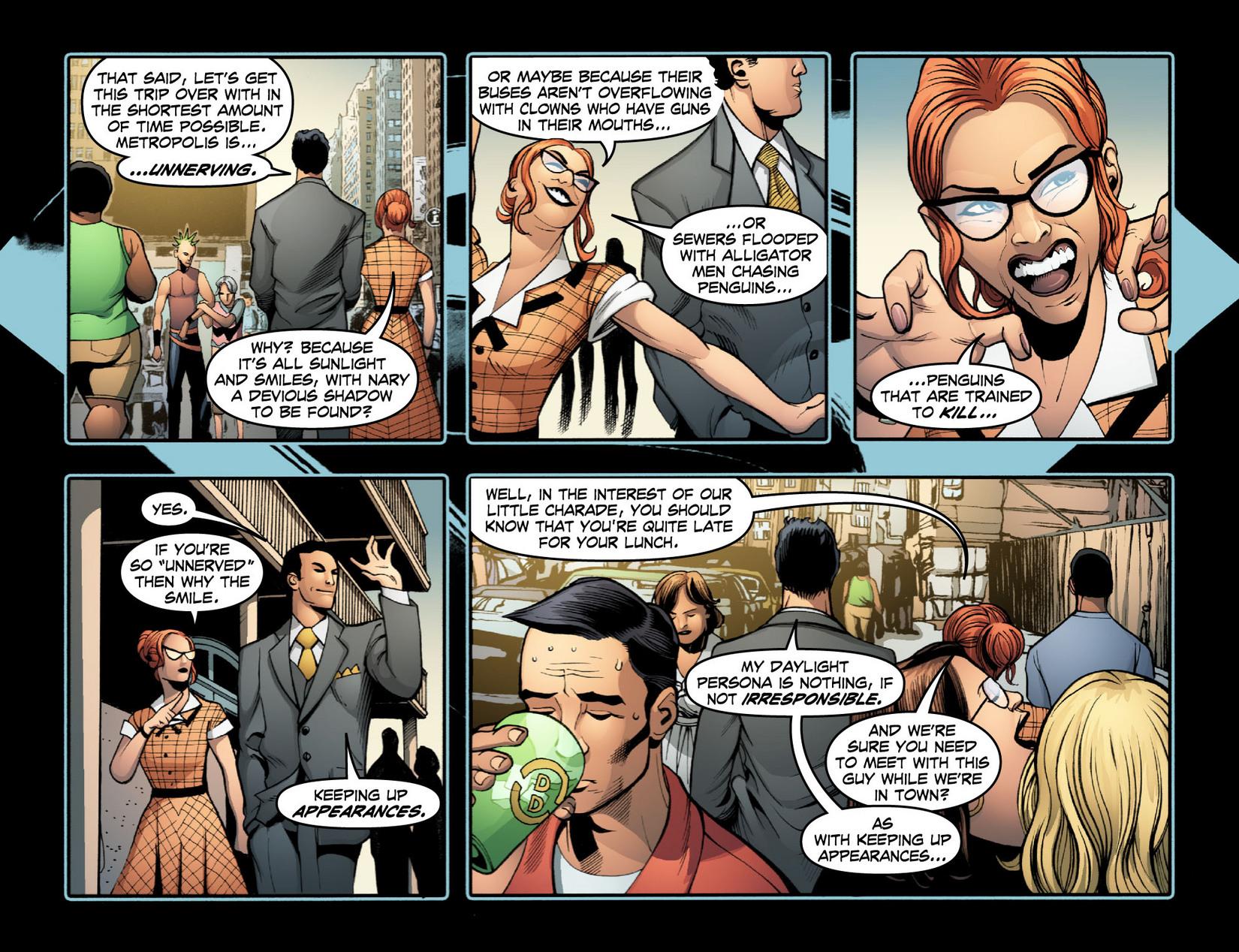 Read online Smallville: Season 11 comic -  Issue #15 - 7