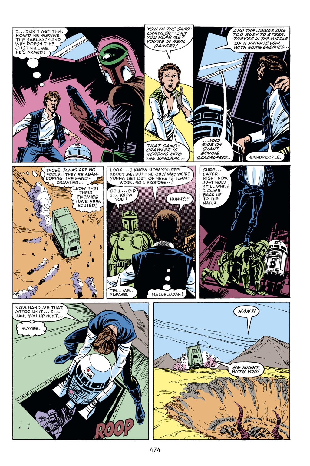 Read online Star Wars Omnibus comic -  Issue # Vol. 18.5 - 191