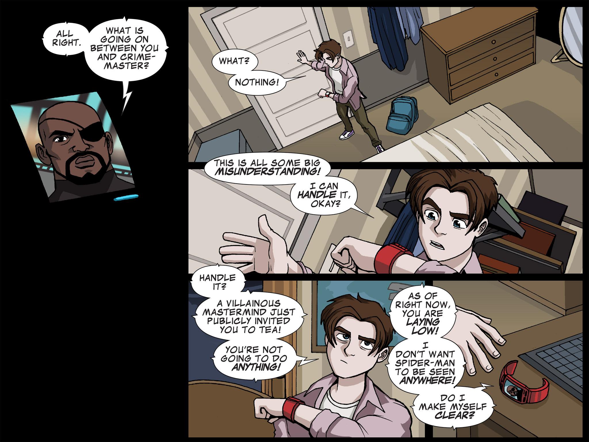 Read online Ultimate Spider-Man (Infinite Comics) (2015) comic -  Issue #17 - 26