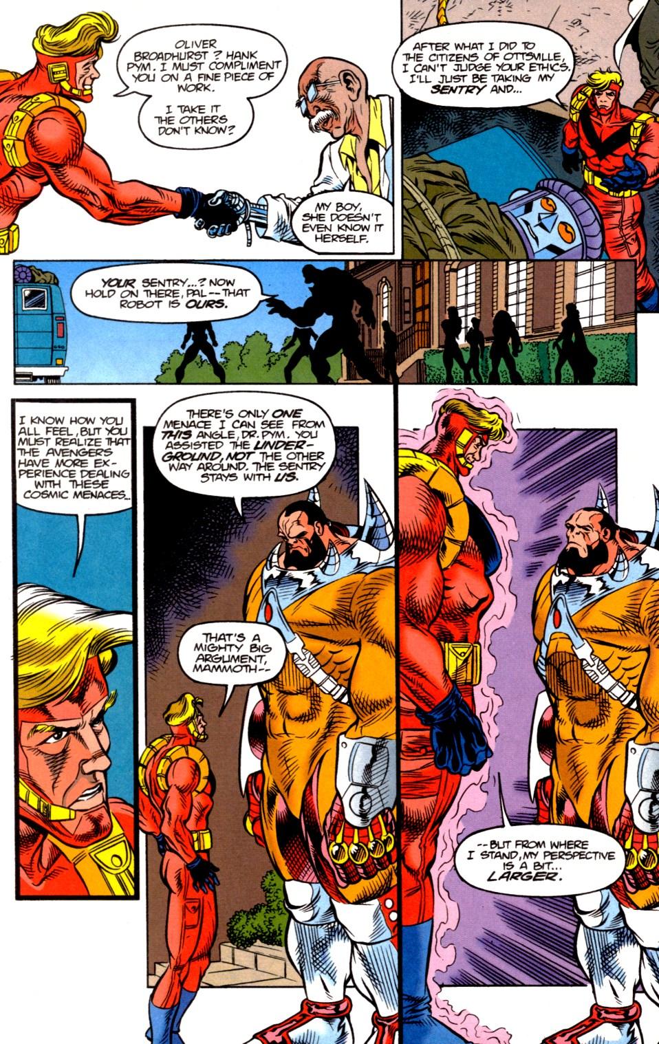 Read online Blackwulf comic -  Issue #6 - 5