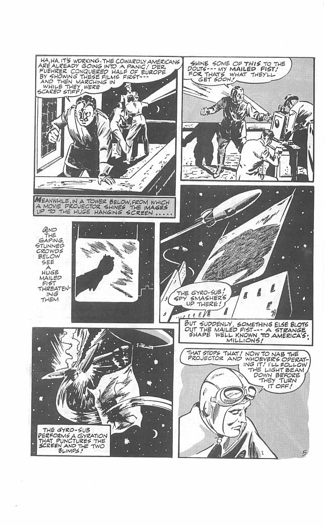 Read online Golden-Age Men of Mystery comic -  Issue #10 - 14