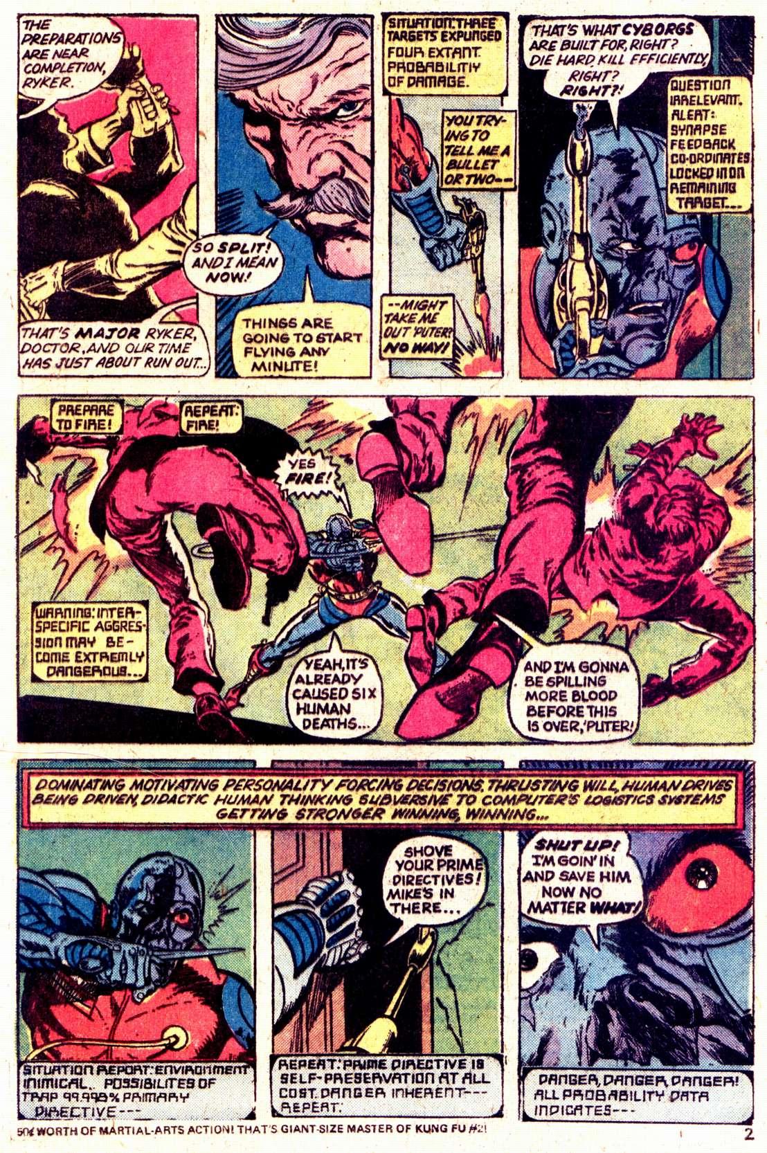 Read online Astonishing Tales (1970) comic -  Issue #27 - 3