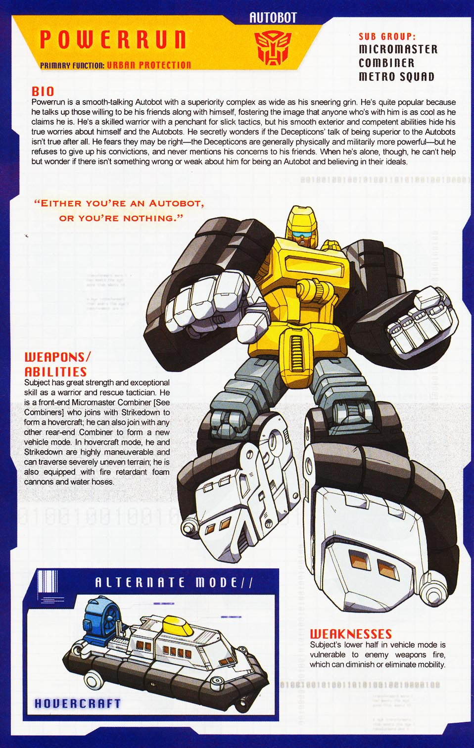 Read online Transformers: More than Meets the Eye comic -  Issue #4 - 46