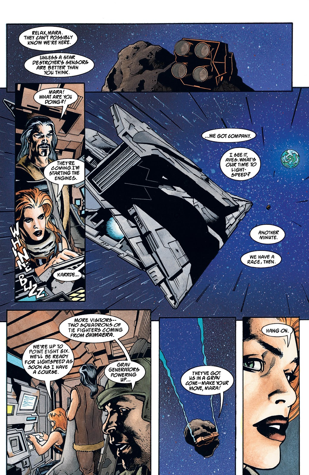 Read online Star Wars Legends: The New Republic - Epic Collection comic -  Issue # TPB 4 (Part 2) - 52