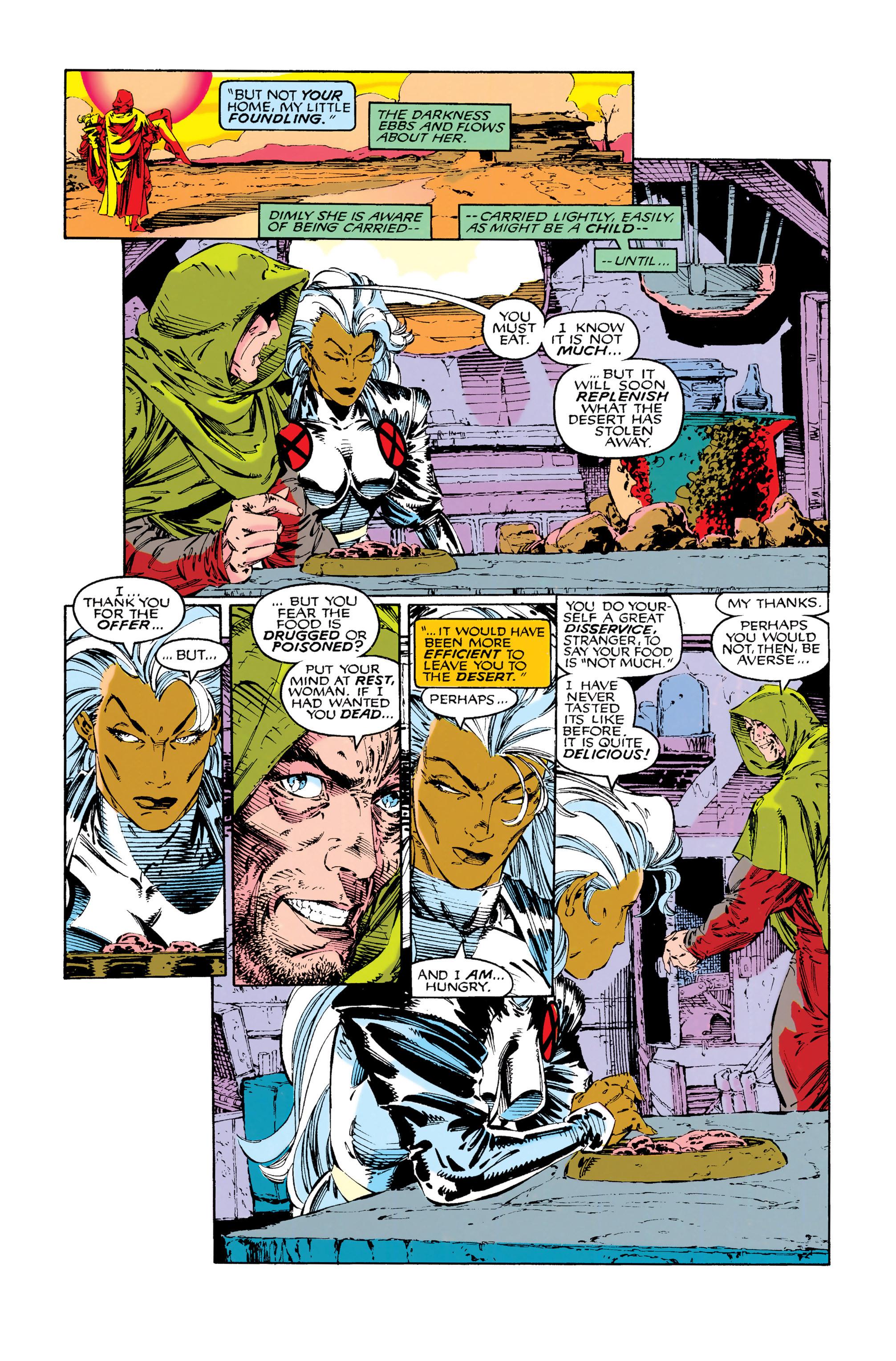 Read online Uncanny X-Men (1963) comic -  Issue #285 - 7