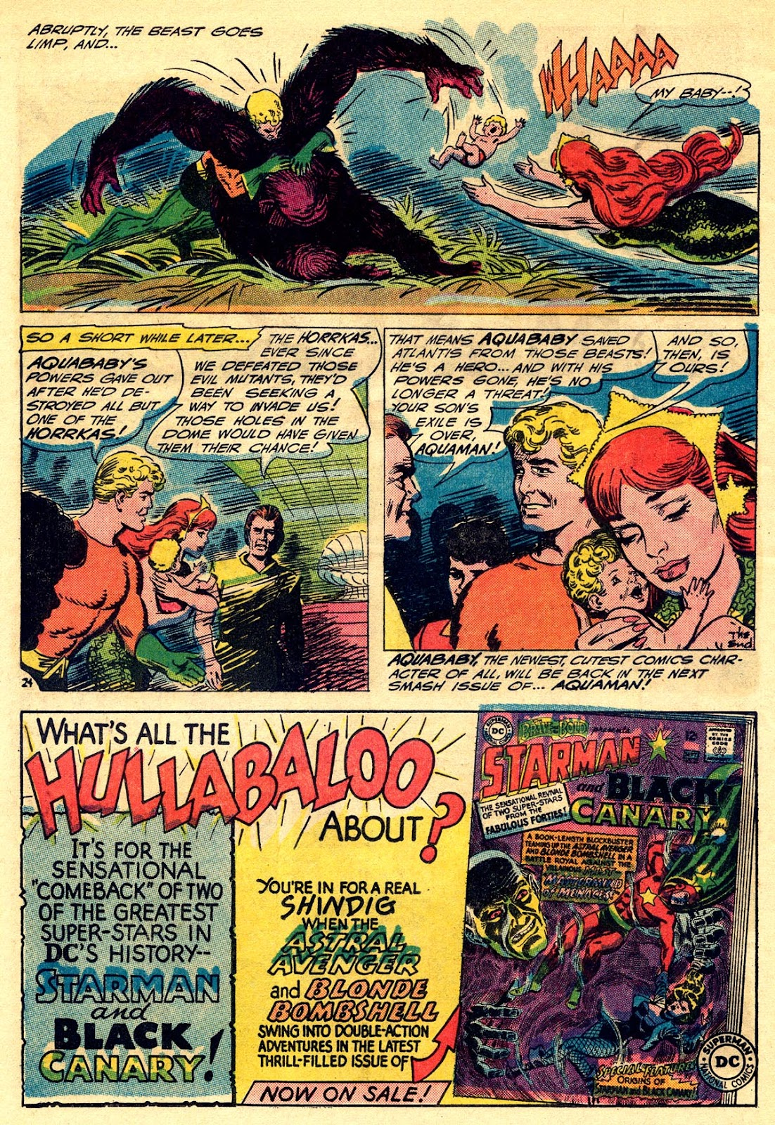 Aquaman (1962) Issue #23 #23 - English 32