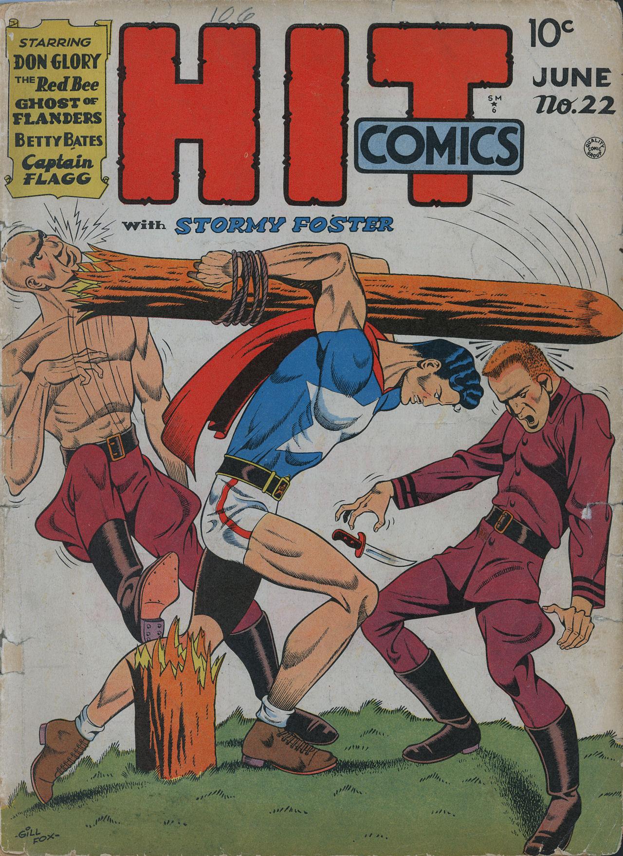 Read online Hit Comics comic -  Issue #22 - 1