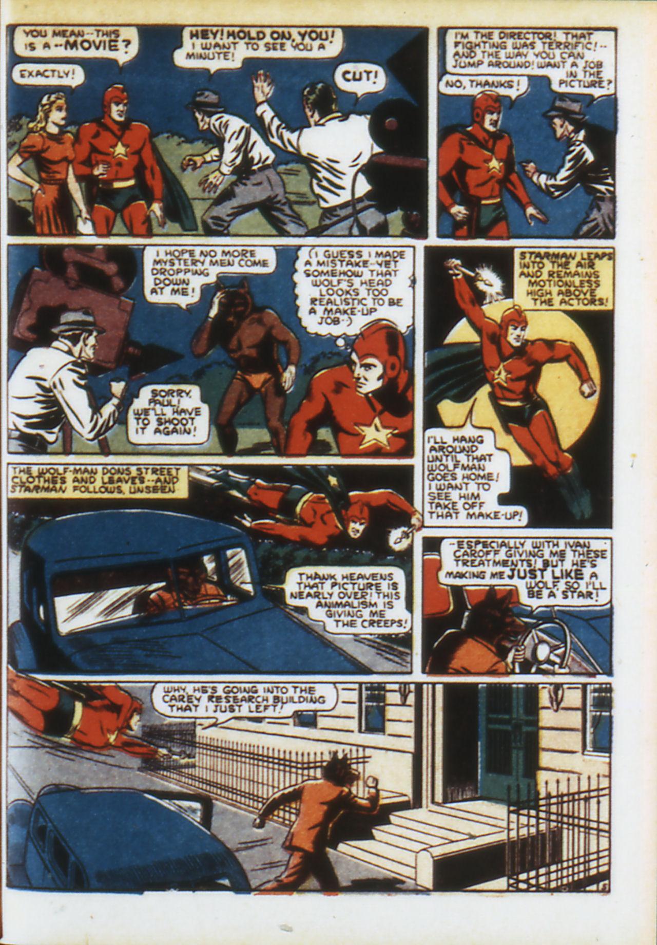 Read online Adventure Comics (1938) comic -  Issue #74 - 8