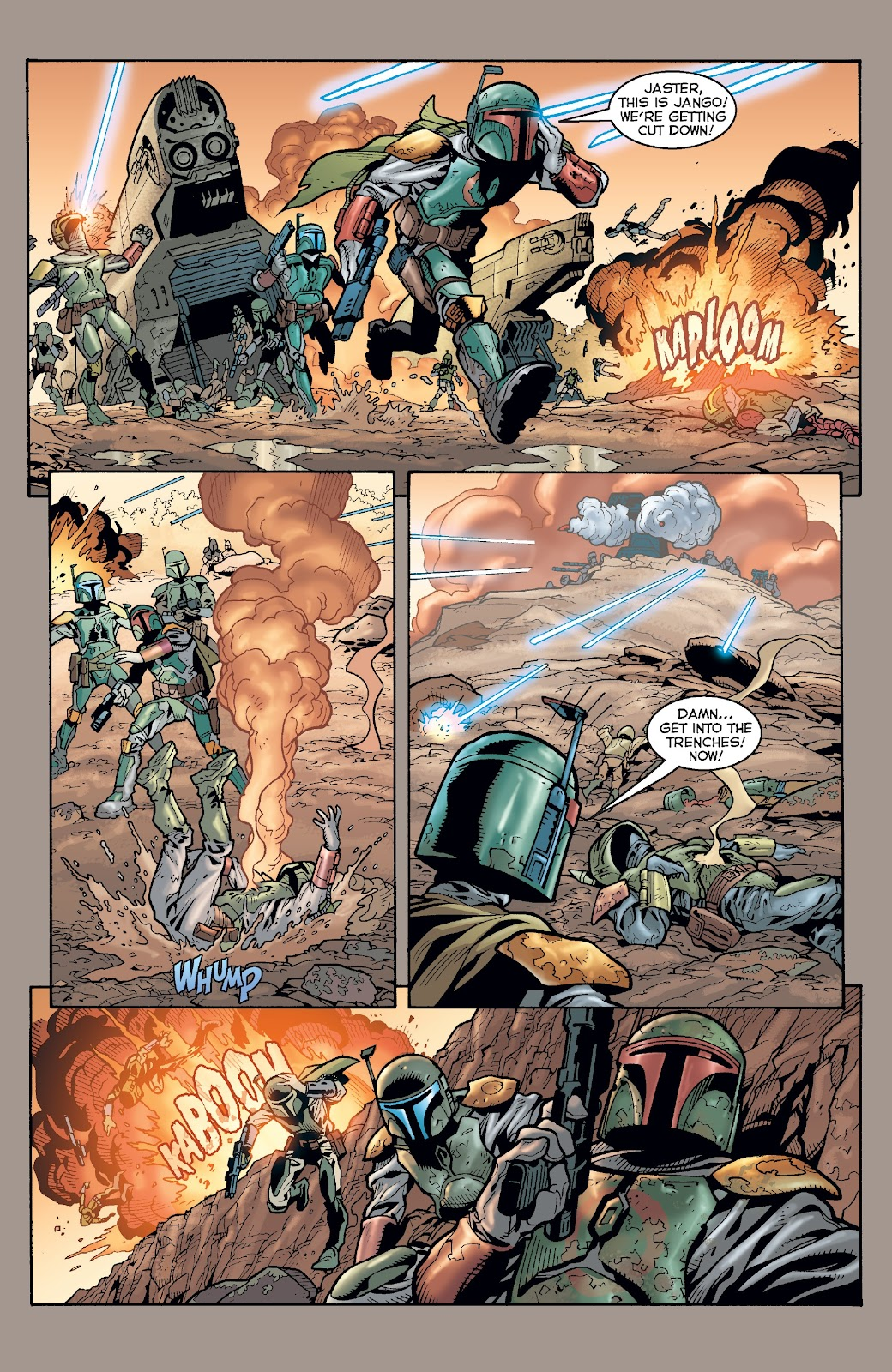 Read online Star Wars Legends Epic Collection: The Menace Revealed comic -  Issue # TPB (Part 1) - 37
