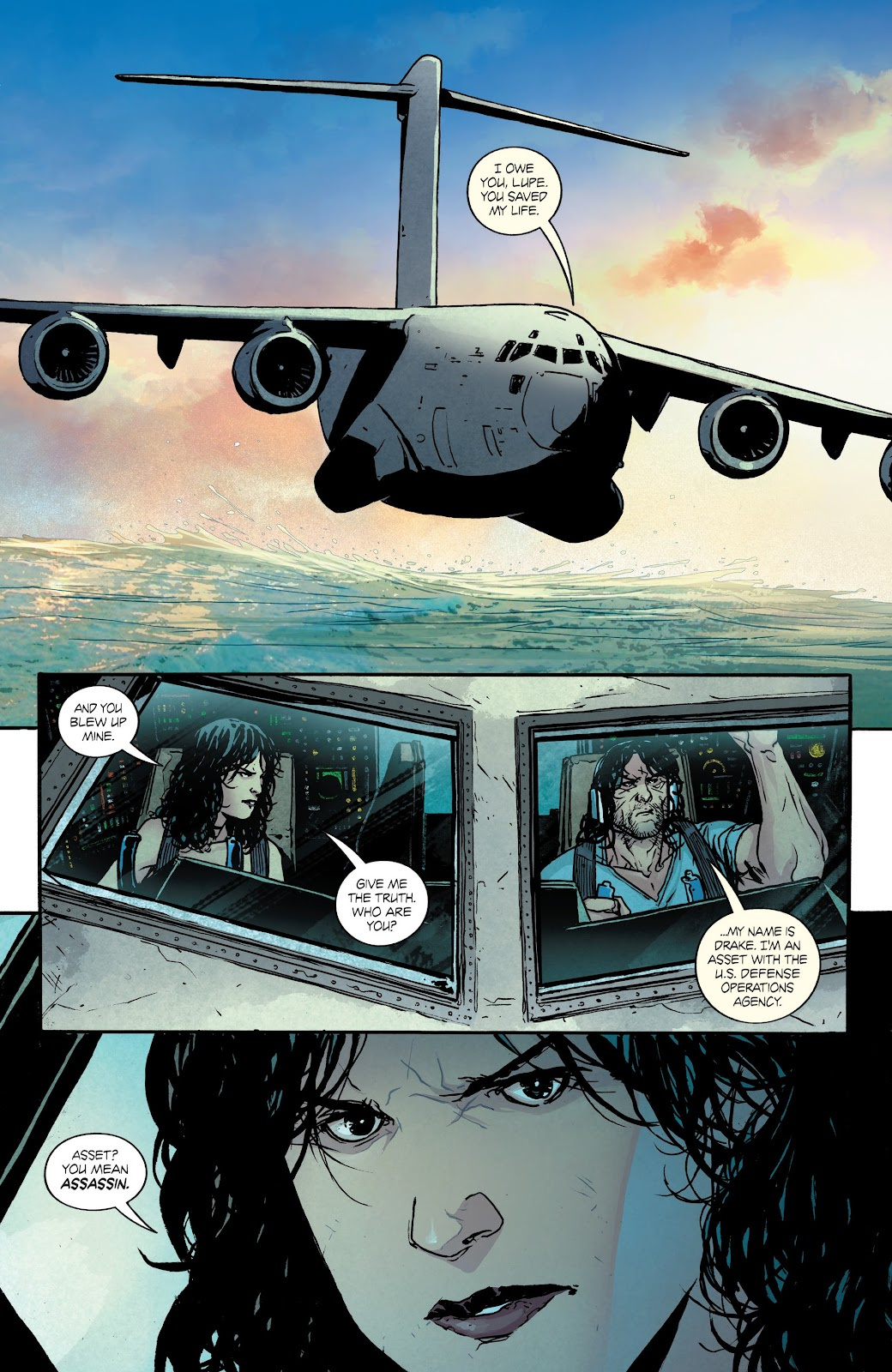 Read online Hardcore comic -  Issue #4 - 7