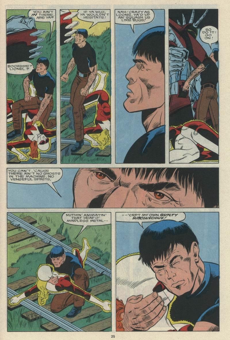 Read online Alpha Flight (1983) comic -  Issue #65 - 27