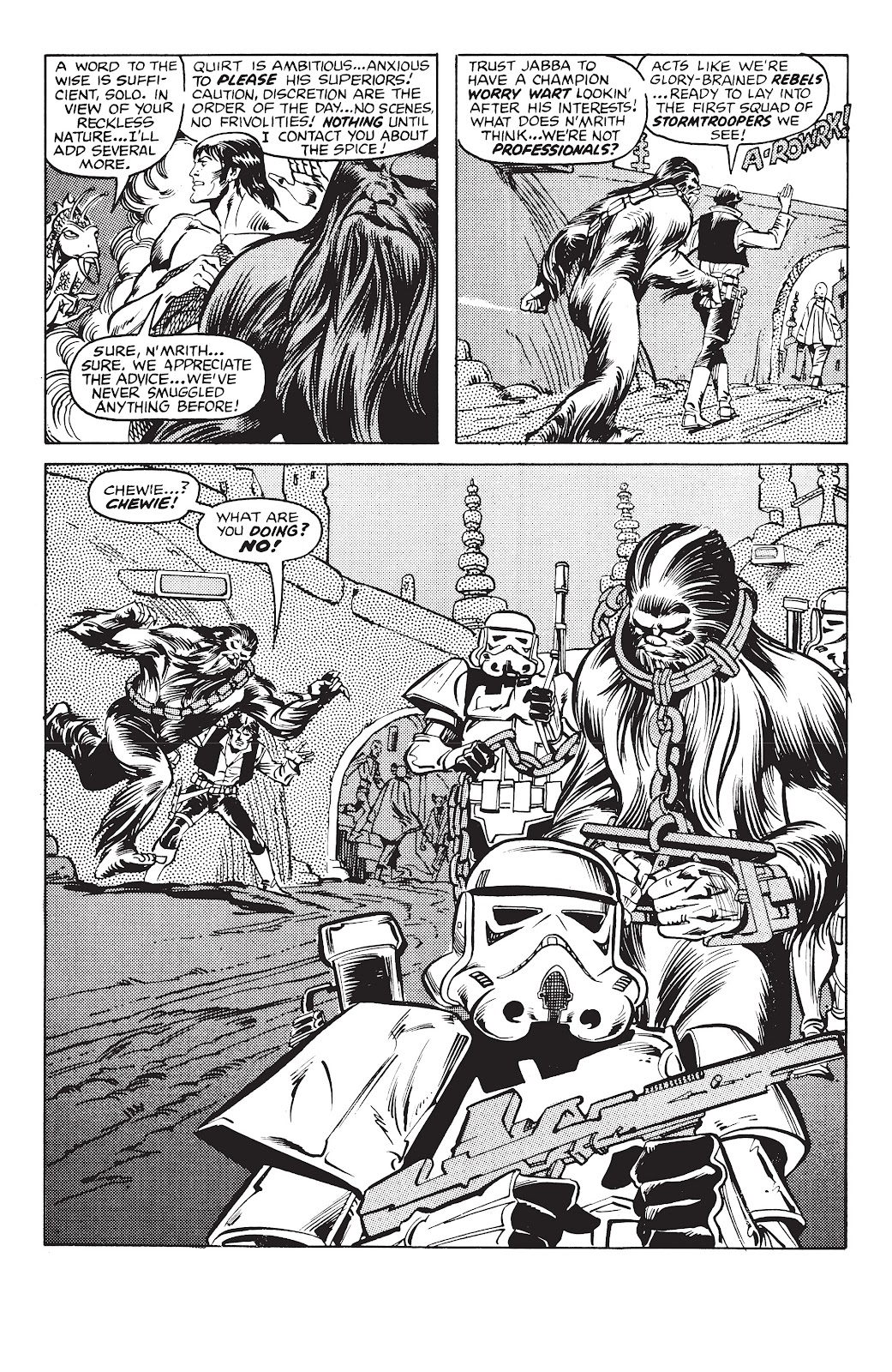 Read online Star Wars Legends: The Original Marvel Years - Epic Collection comic -  Issue # TPB 2 (Part 4) - 17