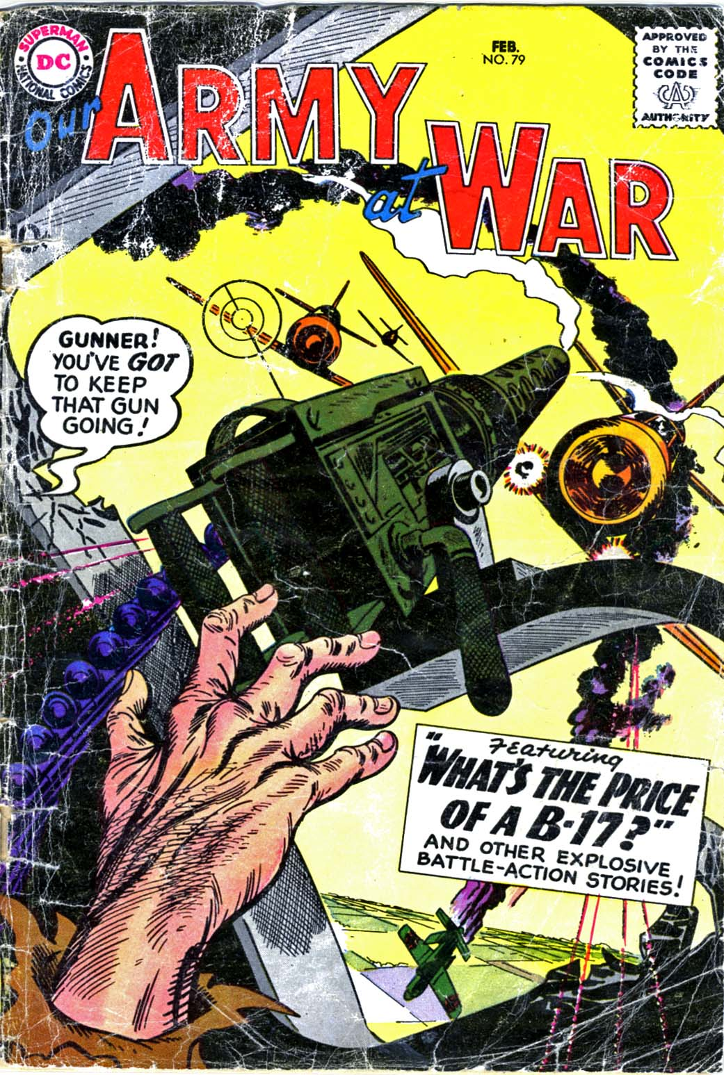 Our Army at War (1952) issue 79 - Page 1