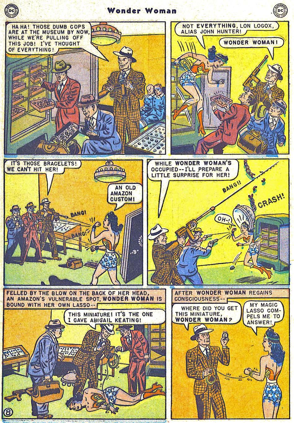 Read online Wonder Woman (1942) comic -  Issue #38 - 10
