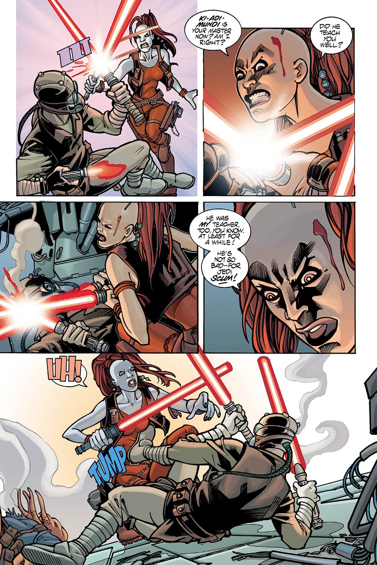 Read online Star Wars Omnibus comic -  Issue # Vol. 10 - 115