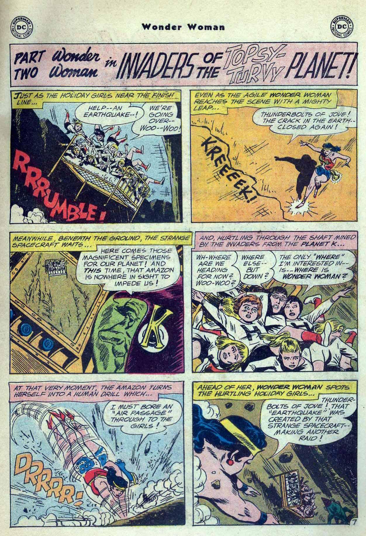 Read online Wonder Woman (1942) comic -  Issue #127 - 11