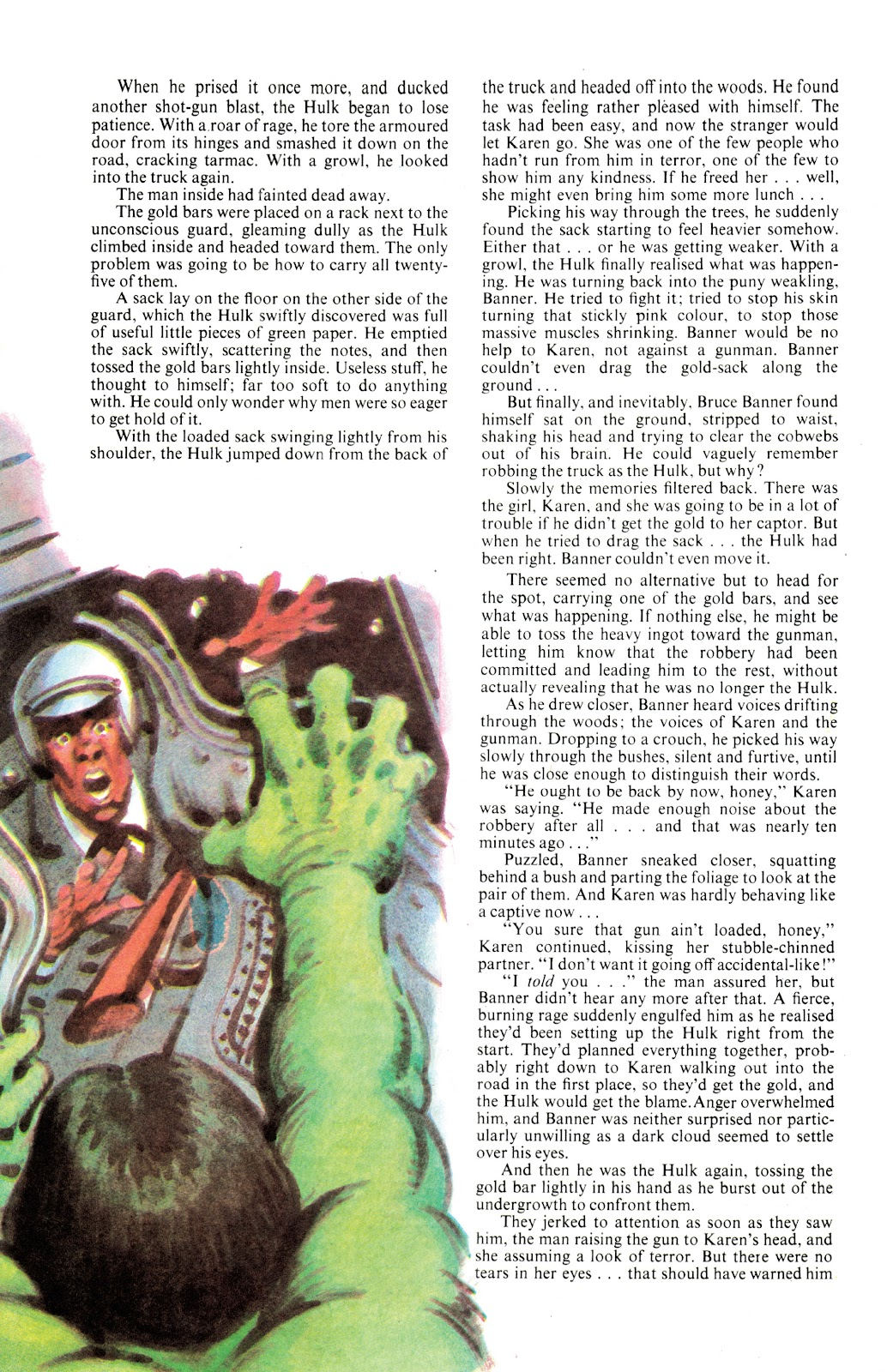 Read online Hulk: From The Marvel UK Vaults comic -  Issue # TPB (Part 2) - 73