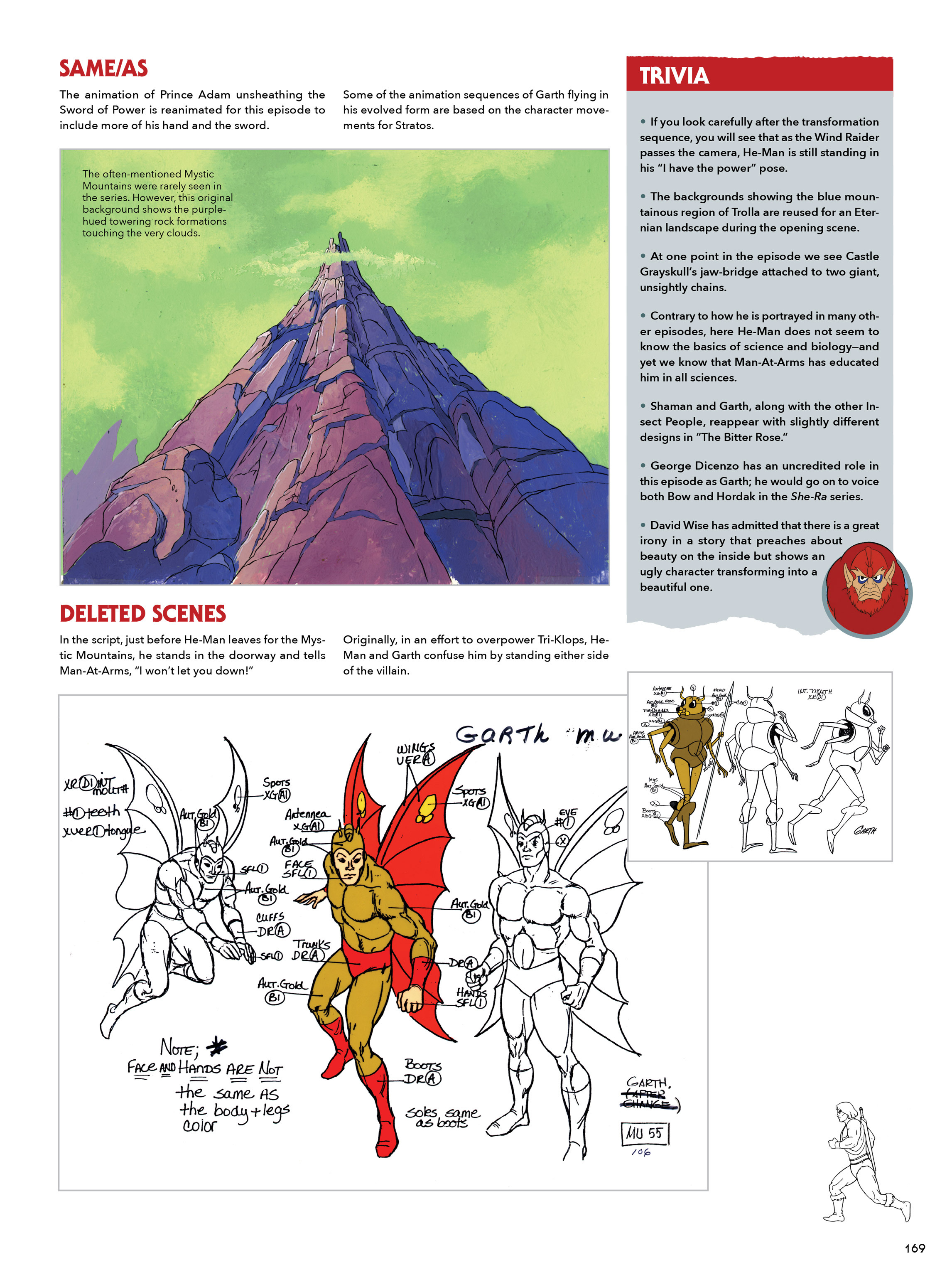 Read online He-Man and She-Ra: A Complete Guide to the Classic Animated Adventures comic -  Issue # TPB (Part 1) - 169