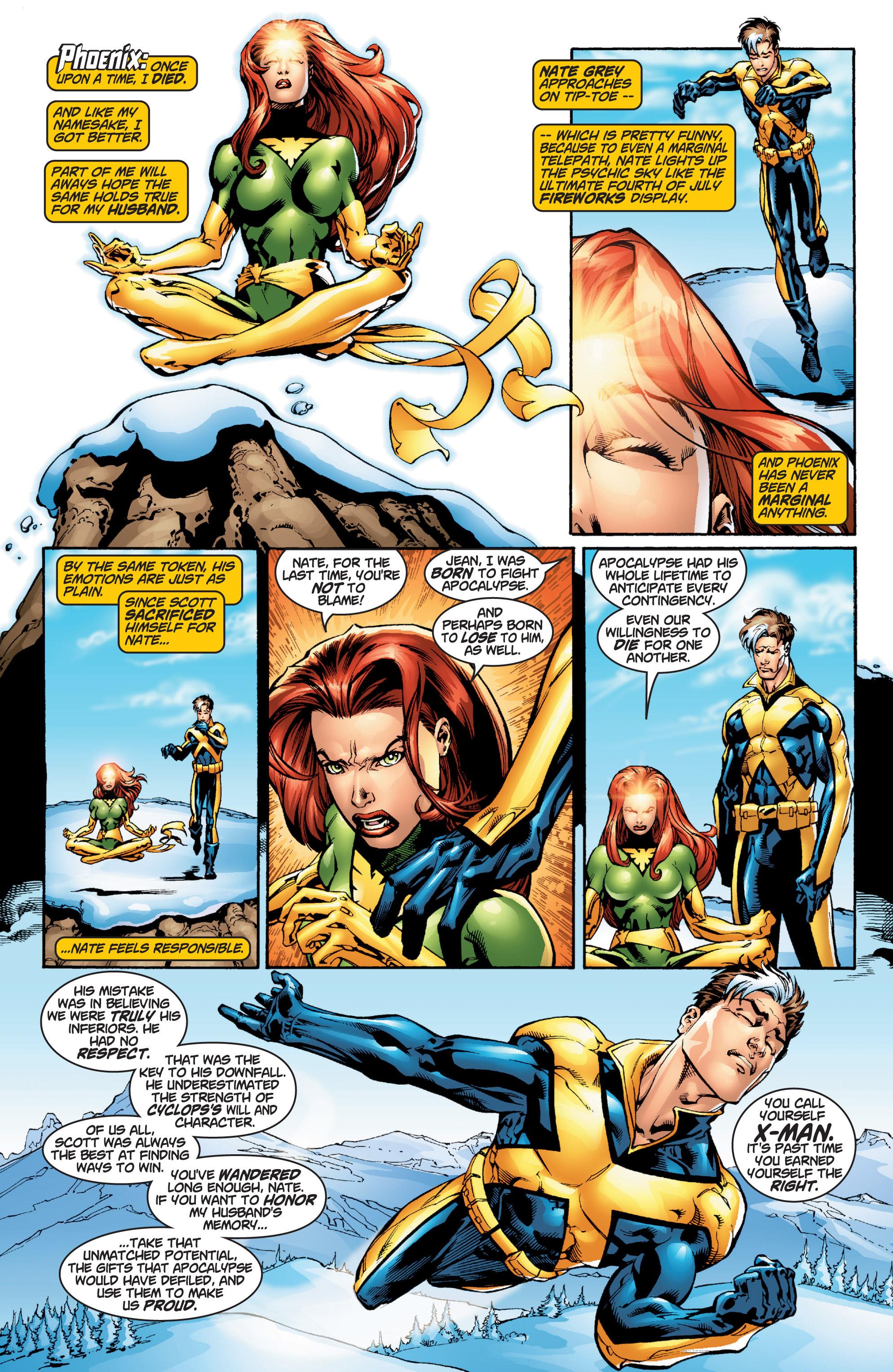 Read online Uncanny X-Men (1963) comic -  Issue #379 - 11