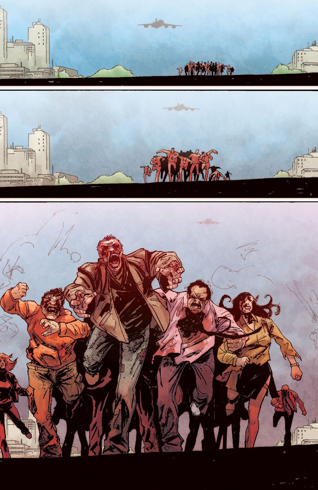 28 Days Later issue 24 - Page 23