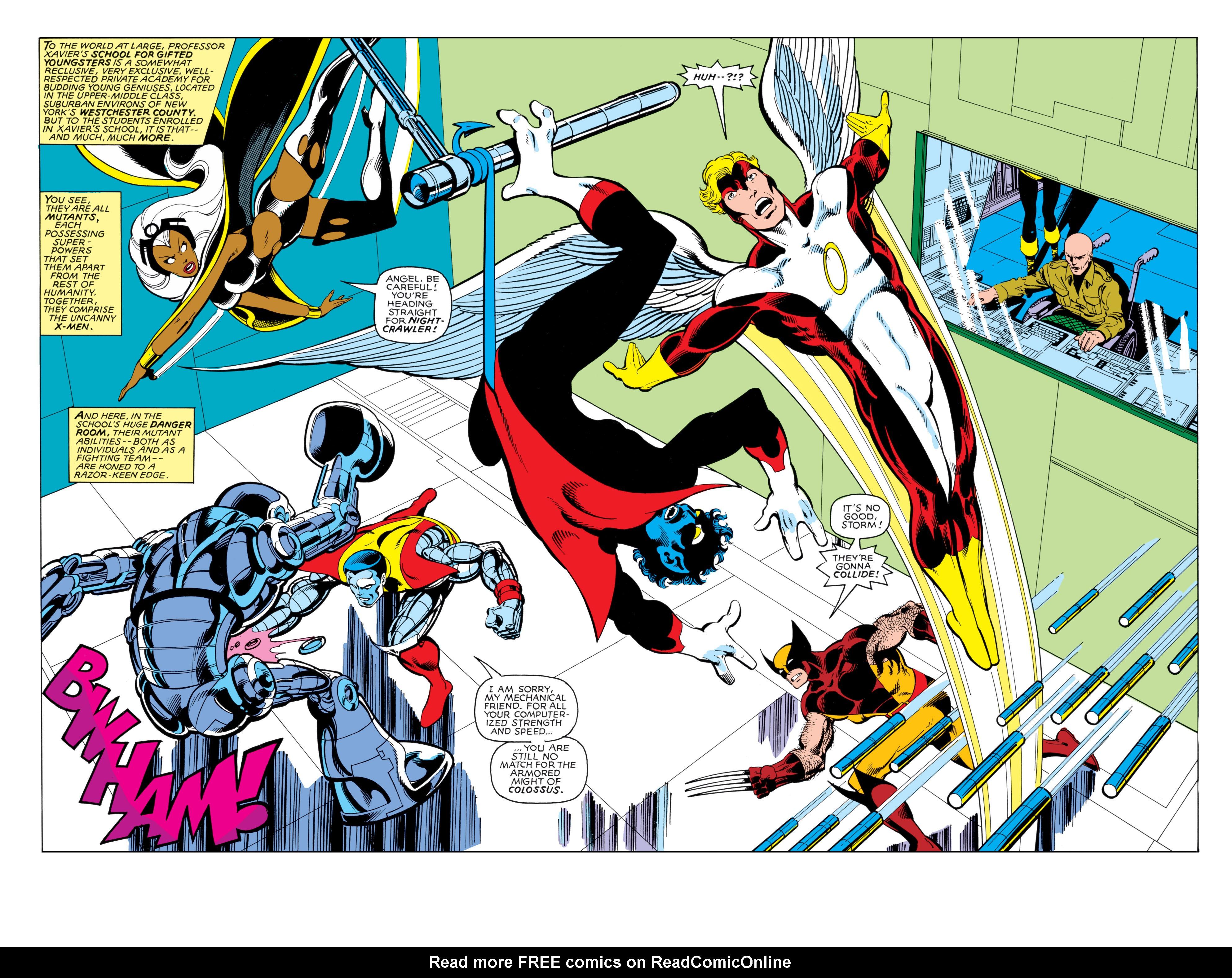 Uncanny X-Men (1963) 139 Page 2