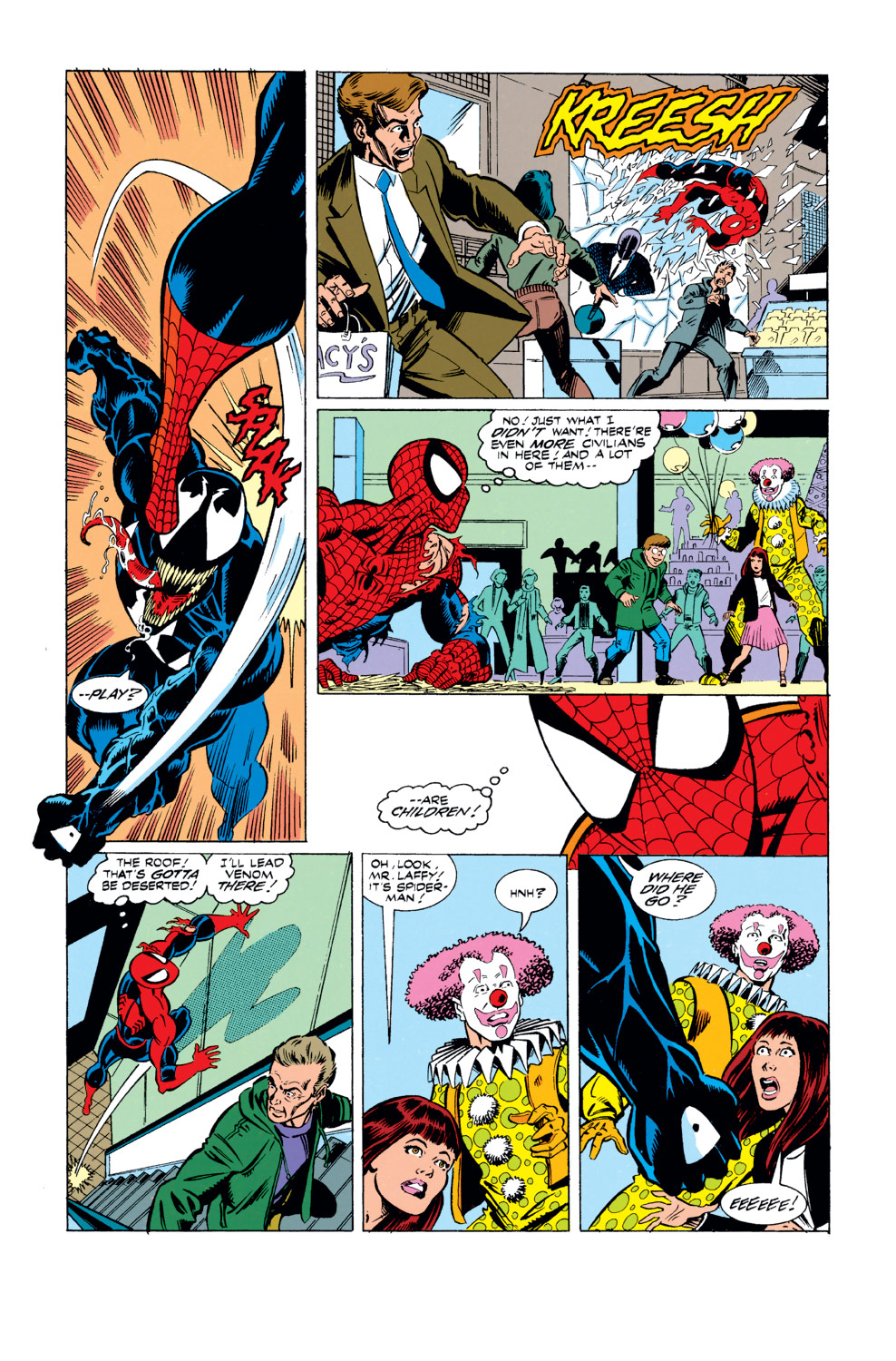 The Amazing Spider-Man (1963) 374 Page 17