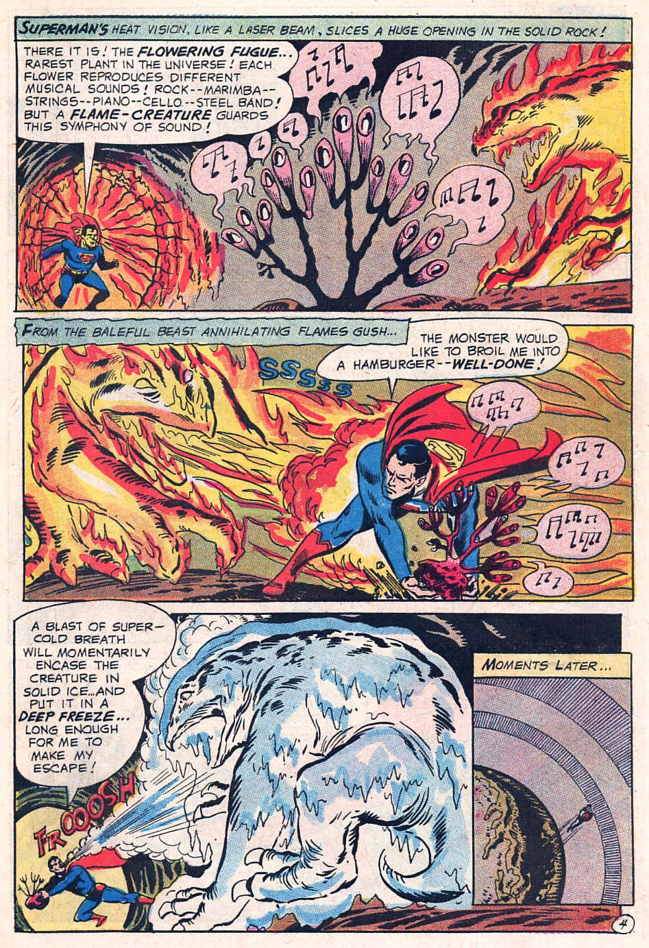 Read online Action Comics (1938) comic -  Issue #391 - 6