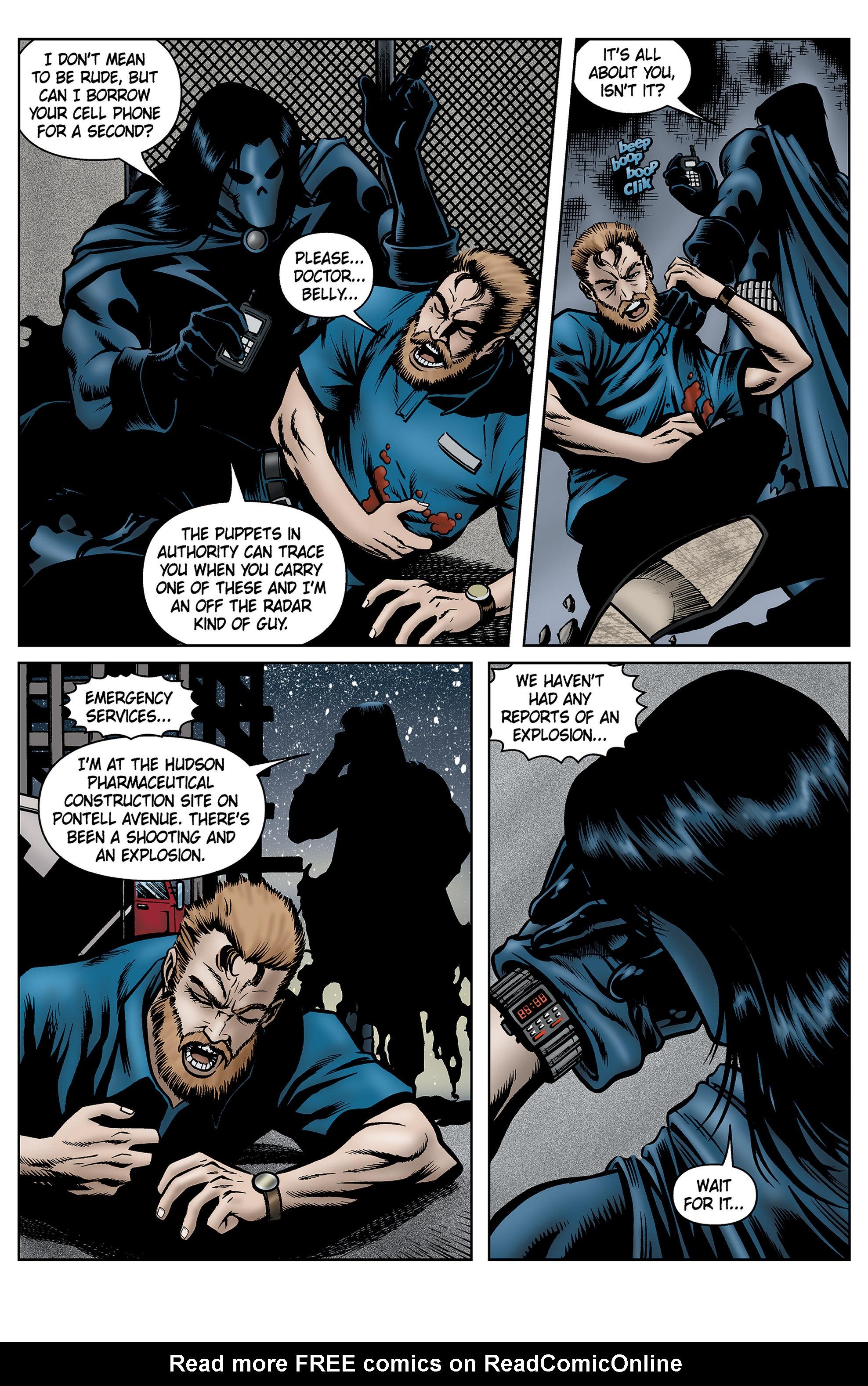 Read online SideChicks comic -  Issue #5 - 18
