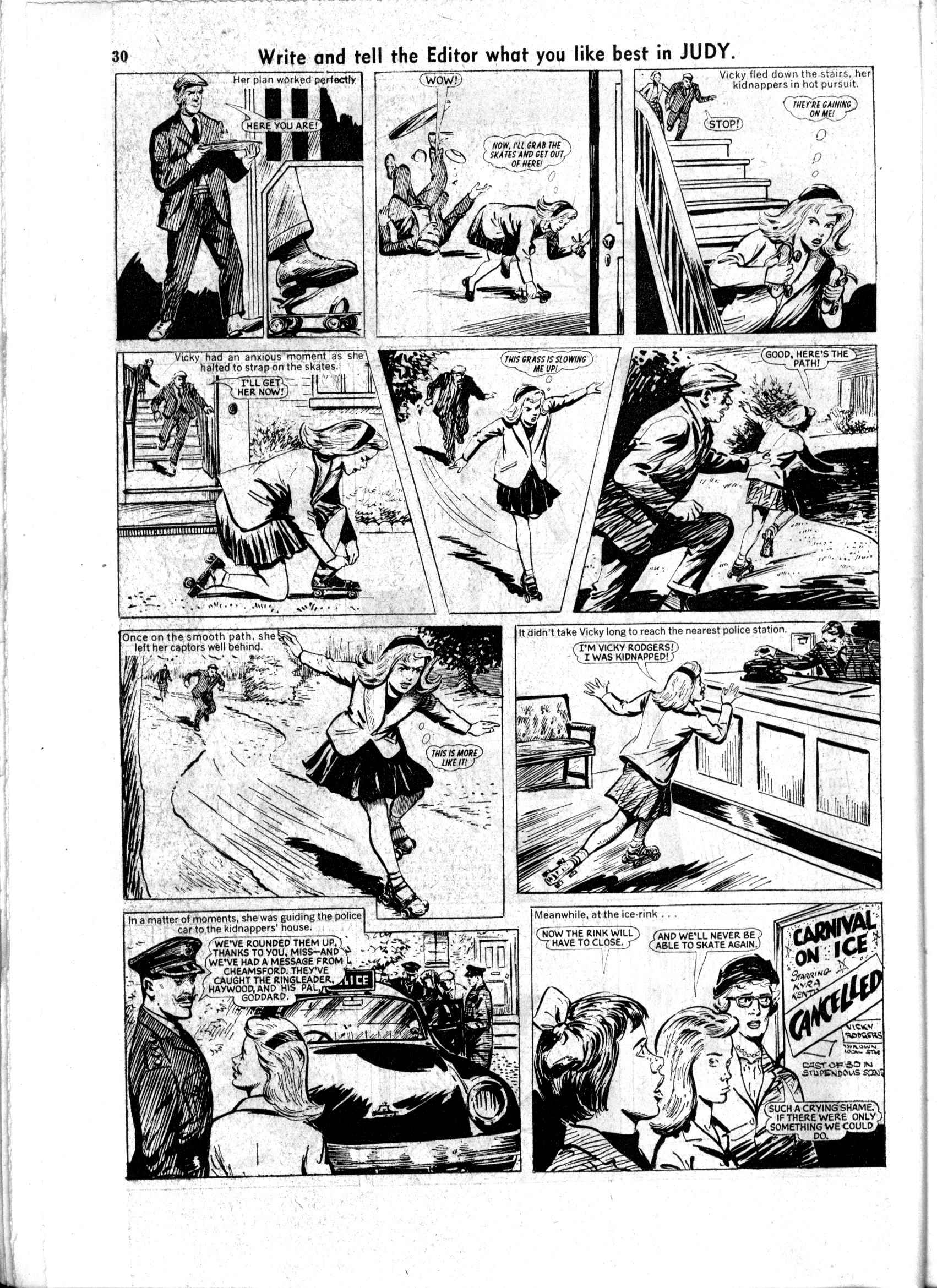 Read online Judy comic -  Issue #168 - 30