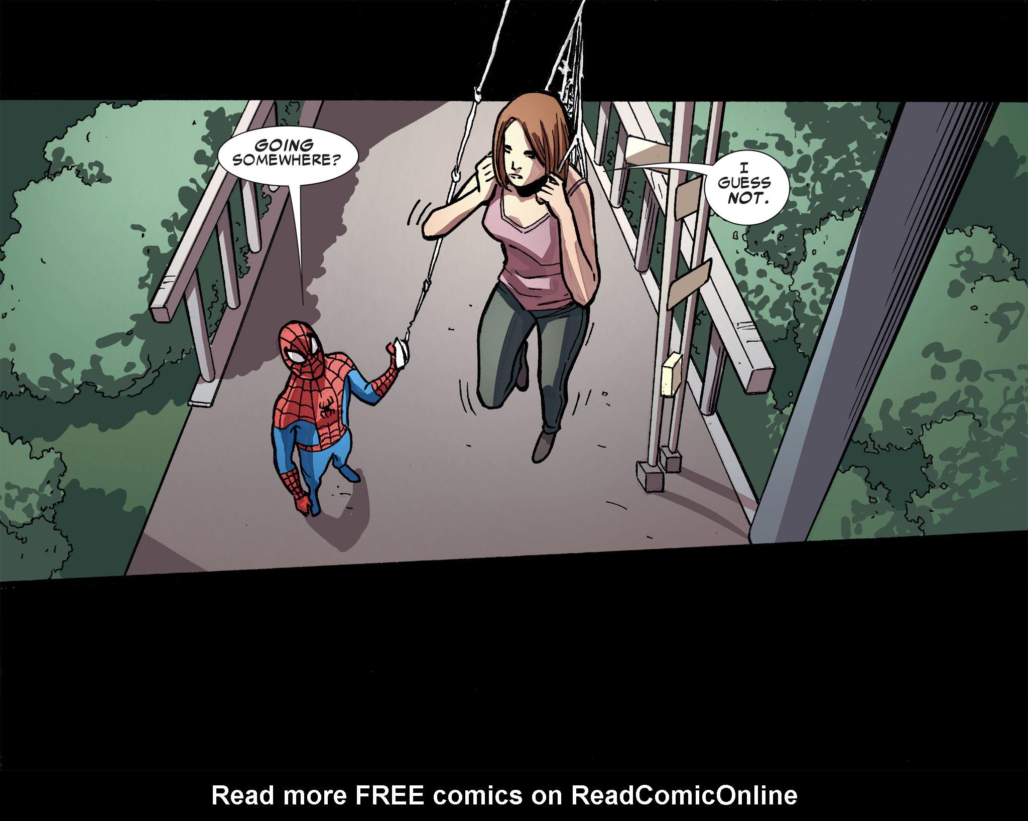 Read online Ultimate Spider-Man (Infinite Comics) (2016) comic -  Issue #8 - 49