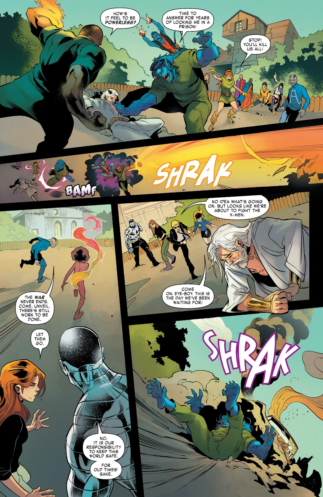 Read online Age of X-Man Omega comic -  Issue # Full - 17