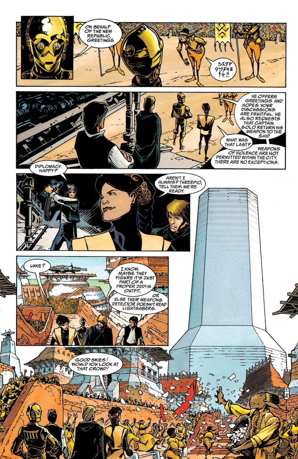 Read online Star Wars Legends: The New Republic - Epic Collection comic -  Issue # TPB 4 (Part 1) - 28