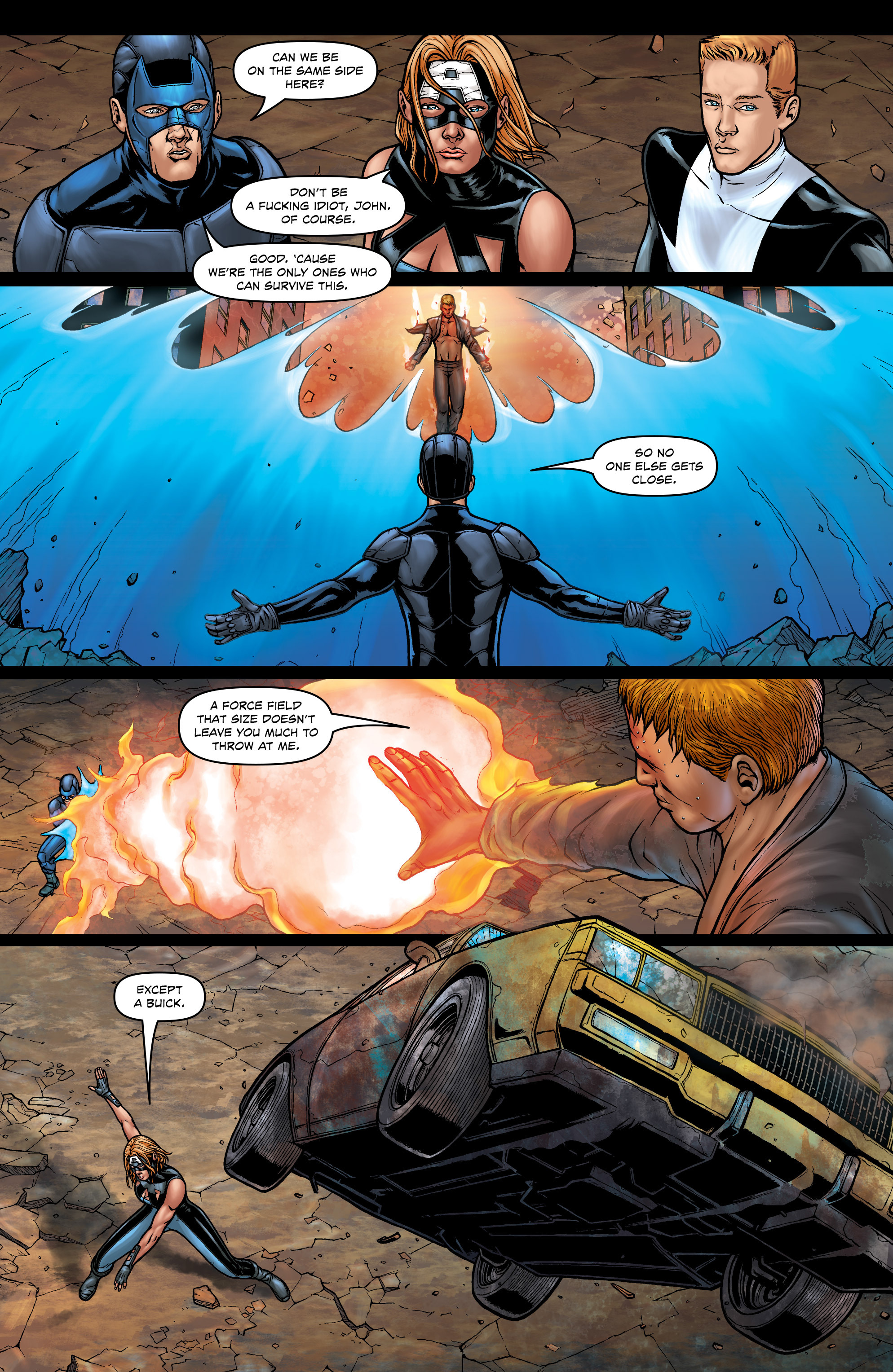 Read online Absolution: Rubicon comic -  Issue #5 - 8