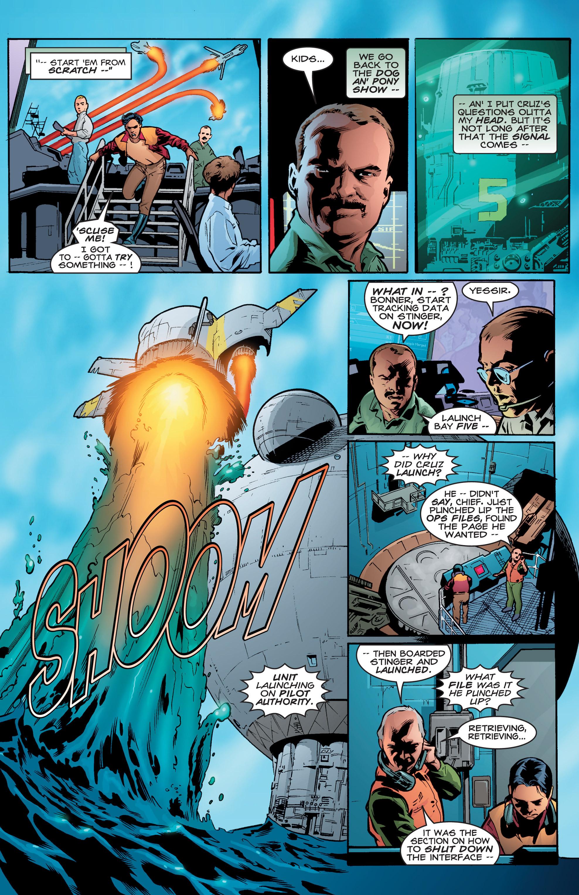 Read online Shockrockets comic -  Issue # TPB - 96