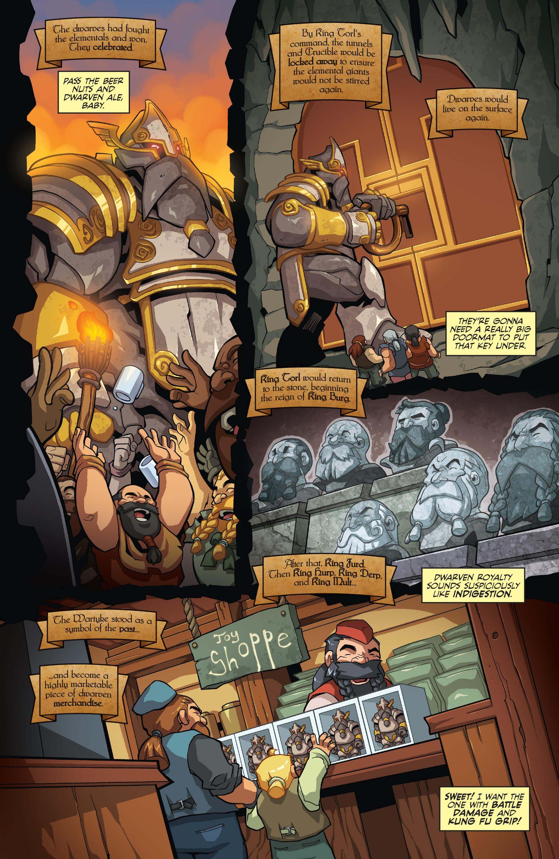 Read online Skullkickers comic -  Issue #26 - 12