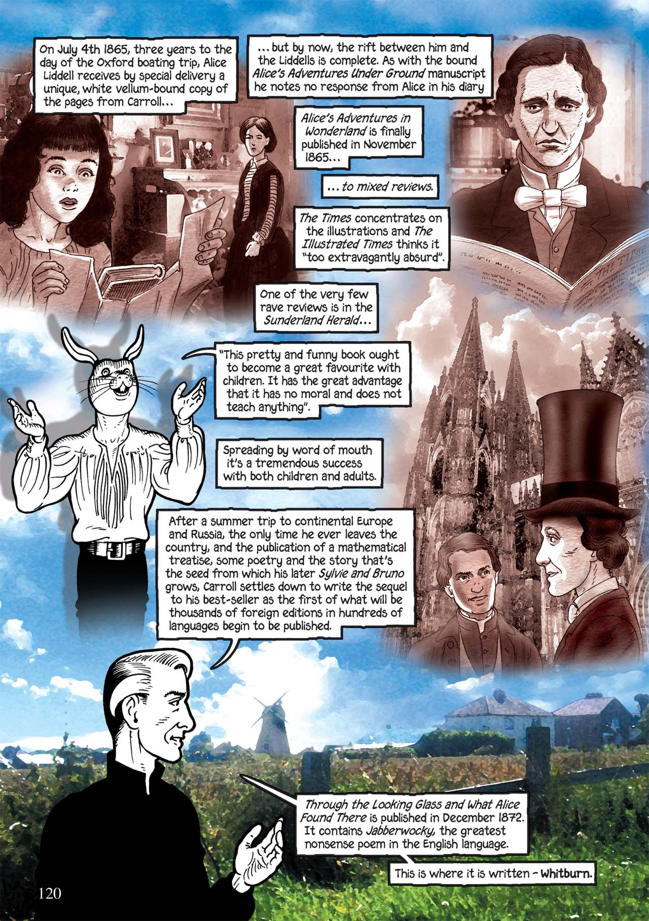 Read online Alice in Sunderland comic -  Issue # Full - 124