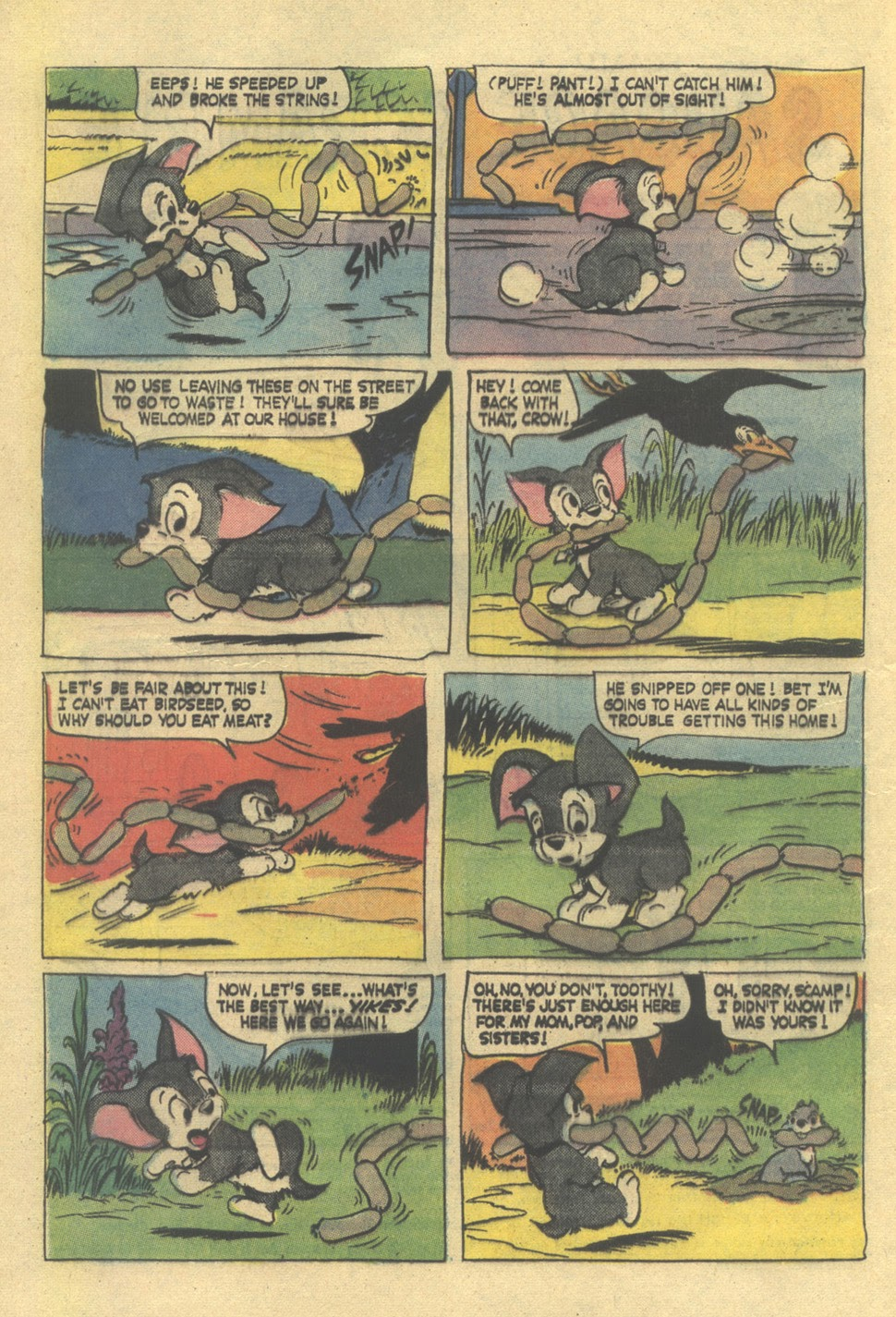 Scamp (1967) issue 13 - Page 4
