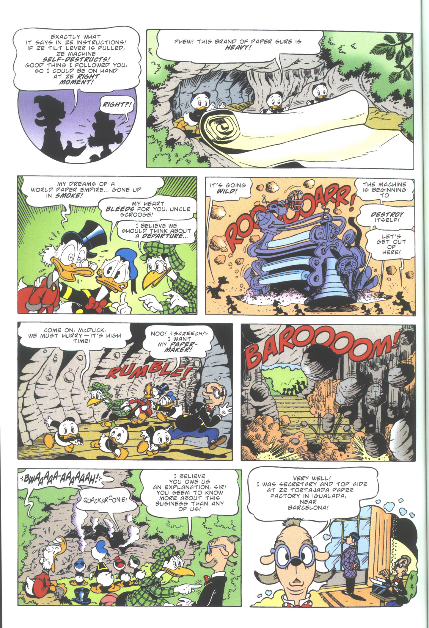 Read online Uncle Scrooge (1953) comic -  Issue #353 - 44