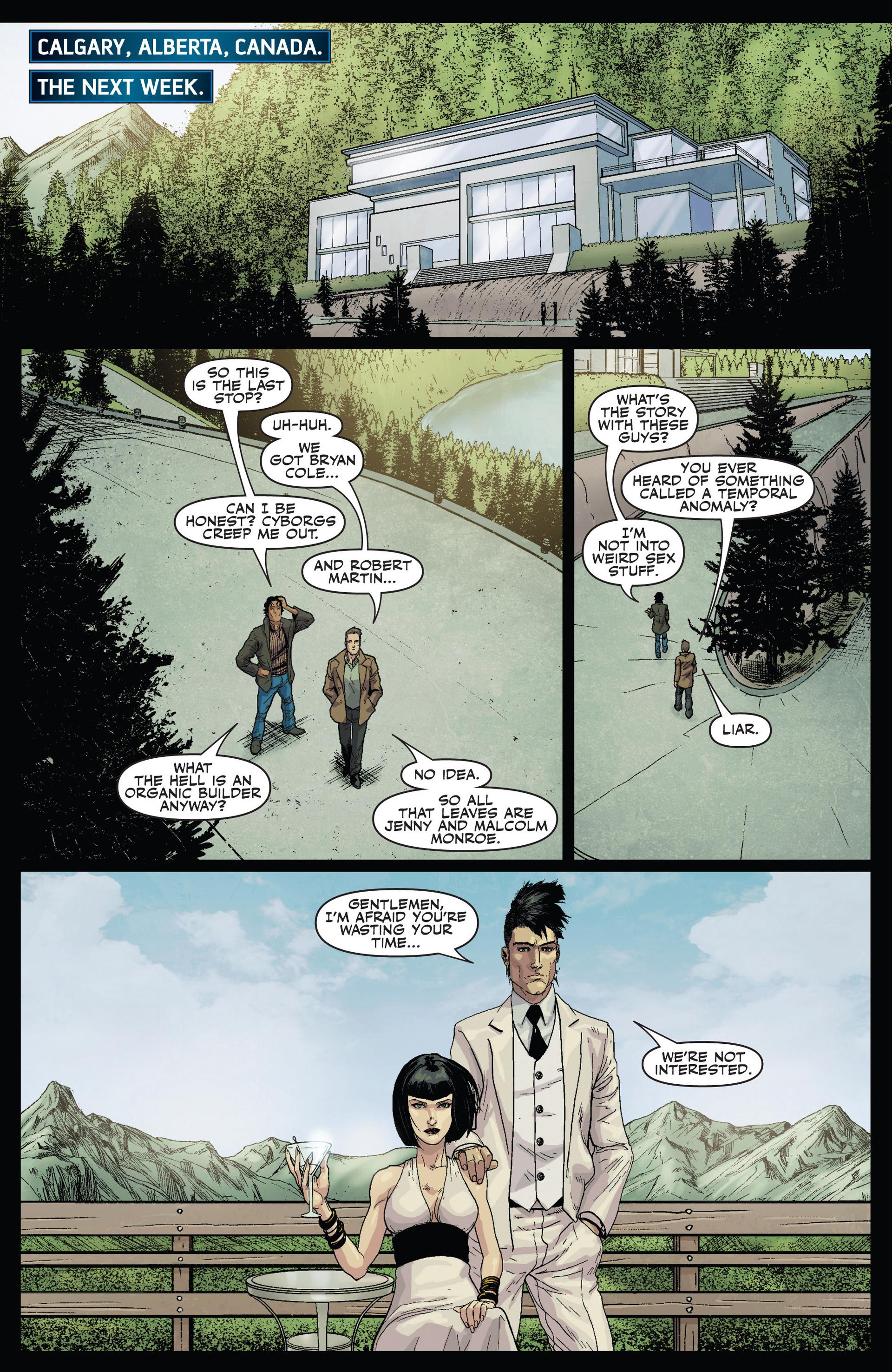 Read online Secret Warriors comic -  Issue #24 - 16