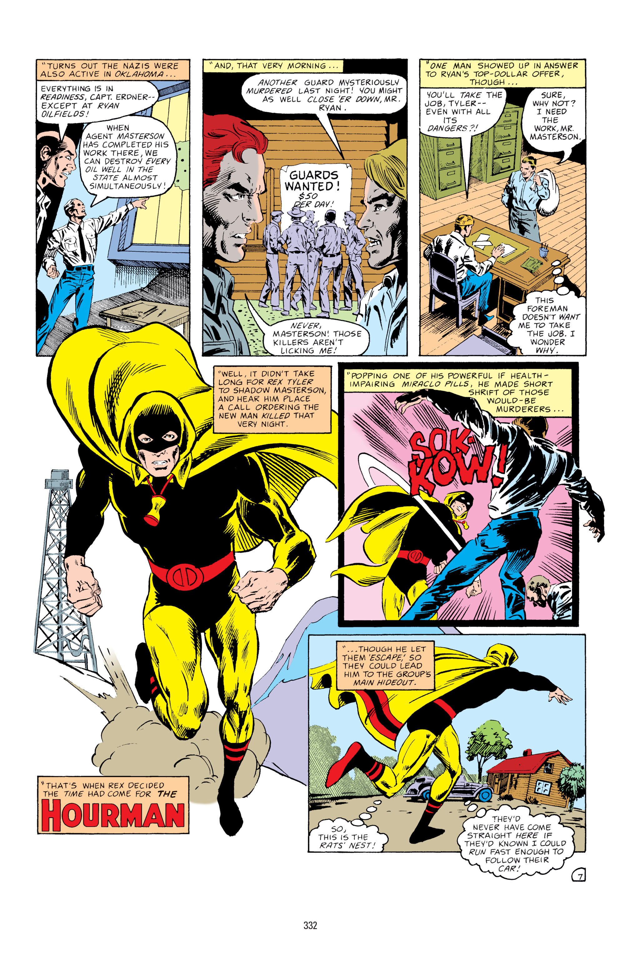 Read online All-Star Squadron comic -  Issue #67 - 8