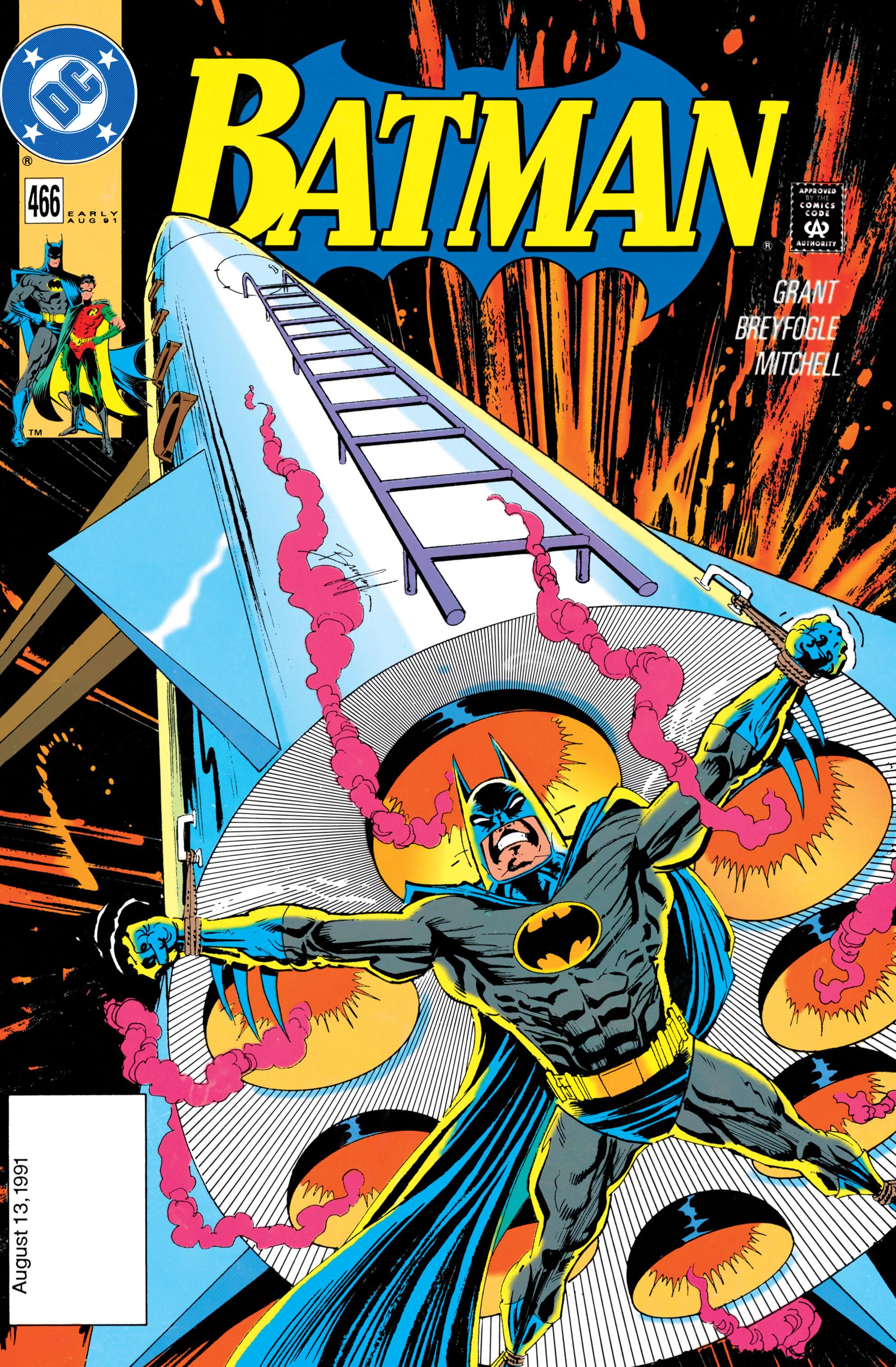 Batman (1940) 466 Page 1