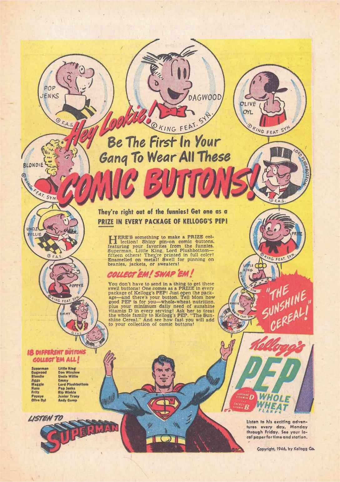 Read online Sensation (Mystery) Comics comic -  Issue #55 - 31